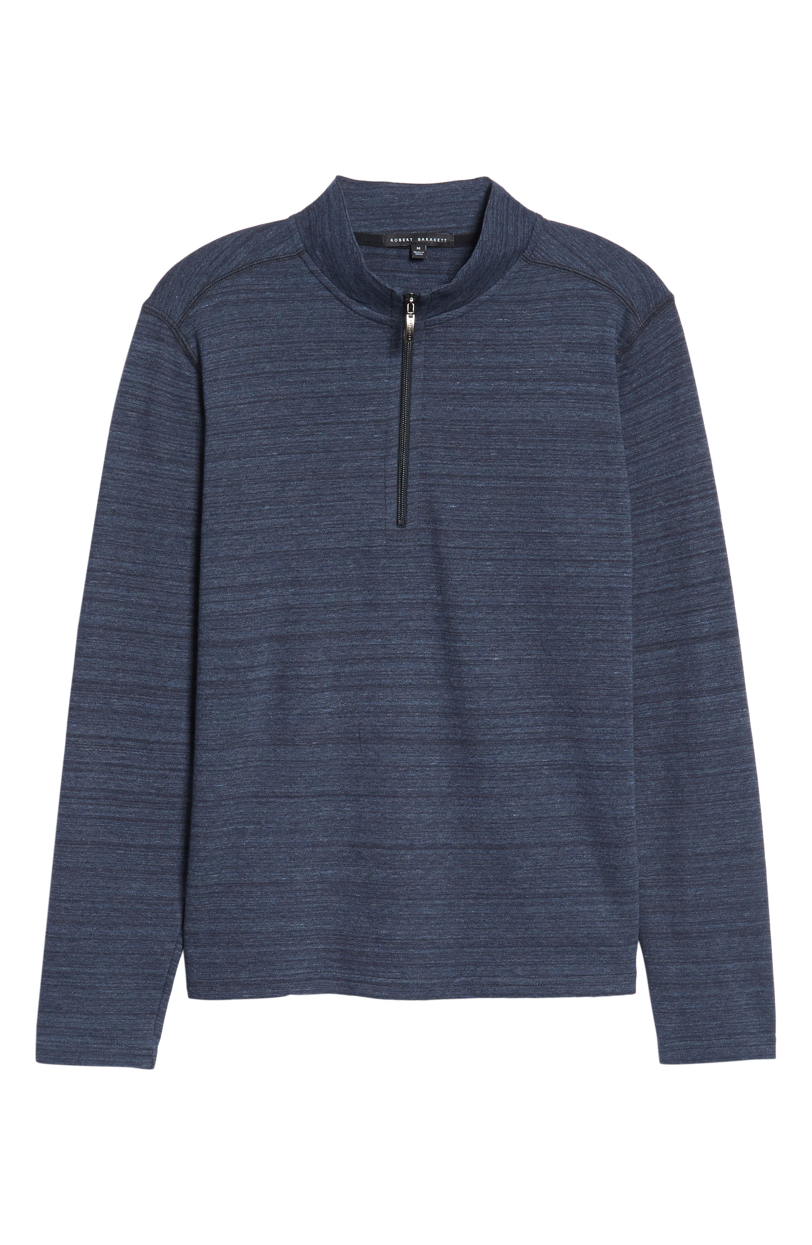 Marcel Quarter Zip Pullover,                             Alternate thumbnail 6, color,                             525