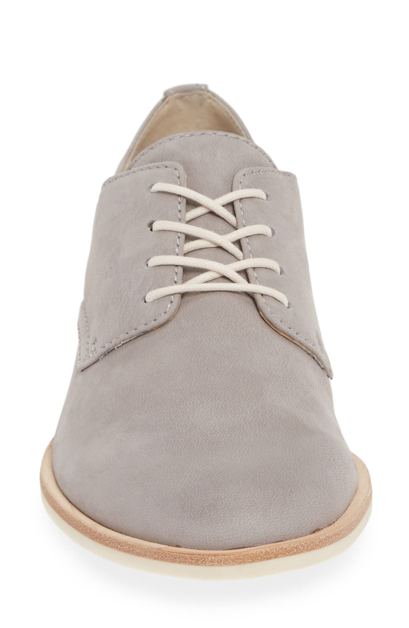 DOLCE VITA,                             Kyle Derby,                             Alternate thumbnail 4, color,                             GREY LEATHER