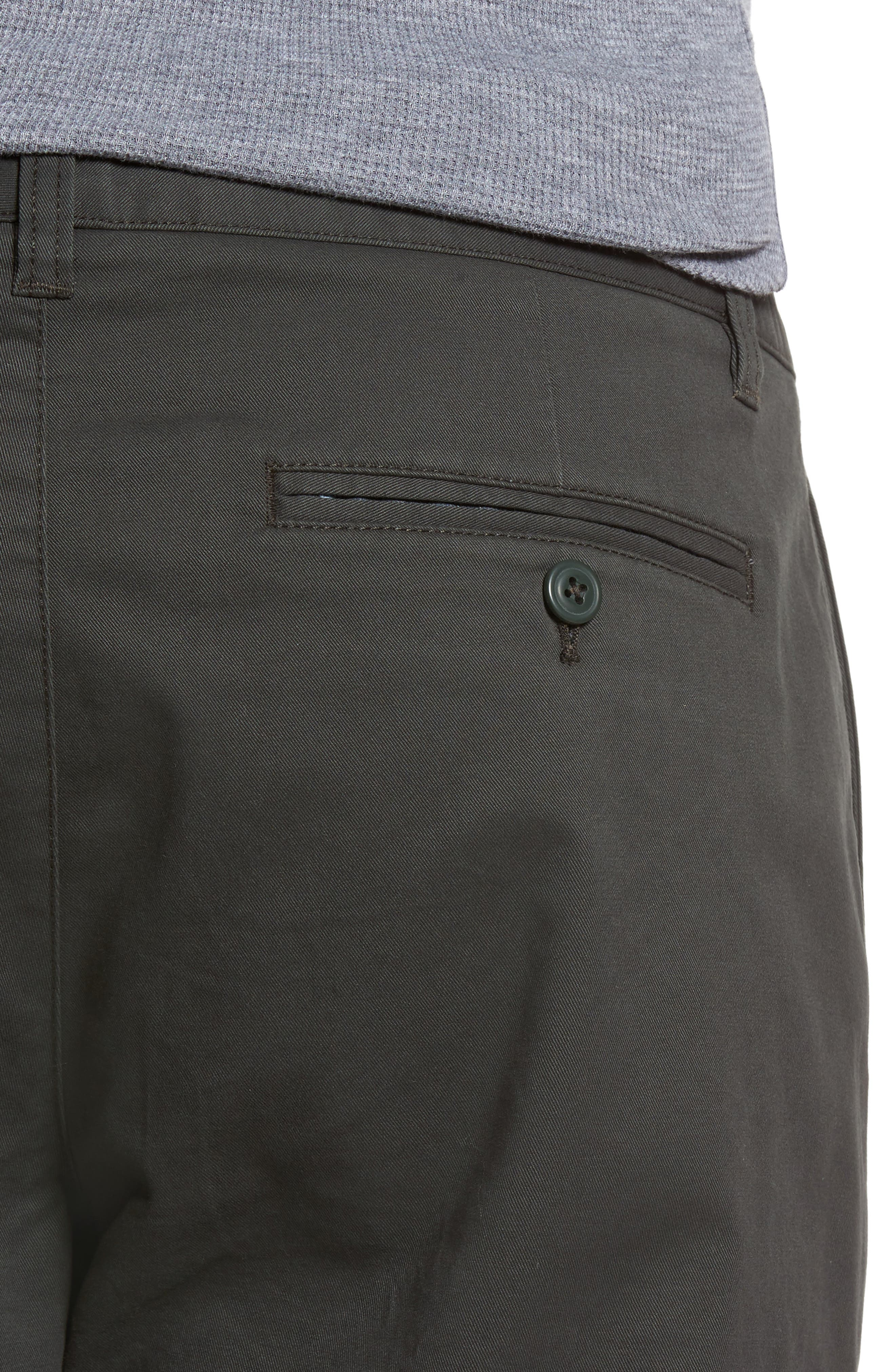 Straight Leg Stretch Washed Chinos,                             Alternate thumbnail 14, color,