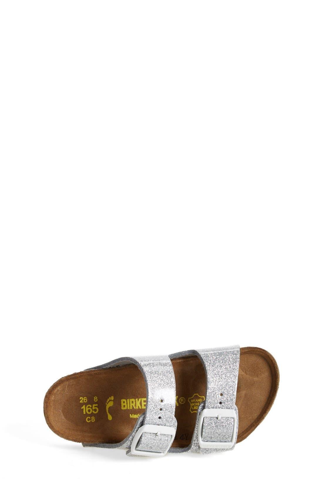 'Arizona Galaxy Birko-Flor' Slide Sandal,                             Alternate thumbnail 10, color,