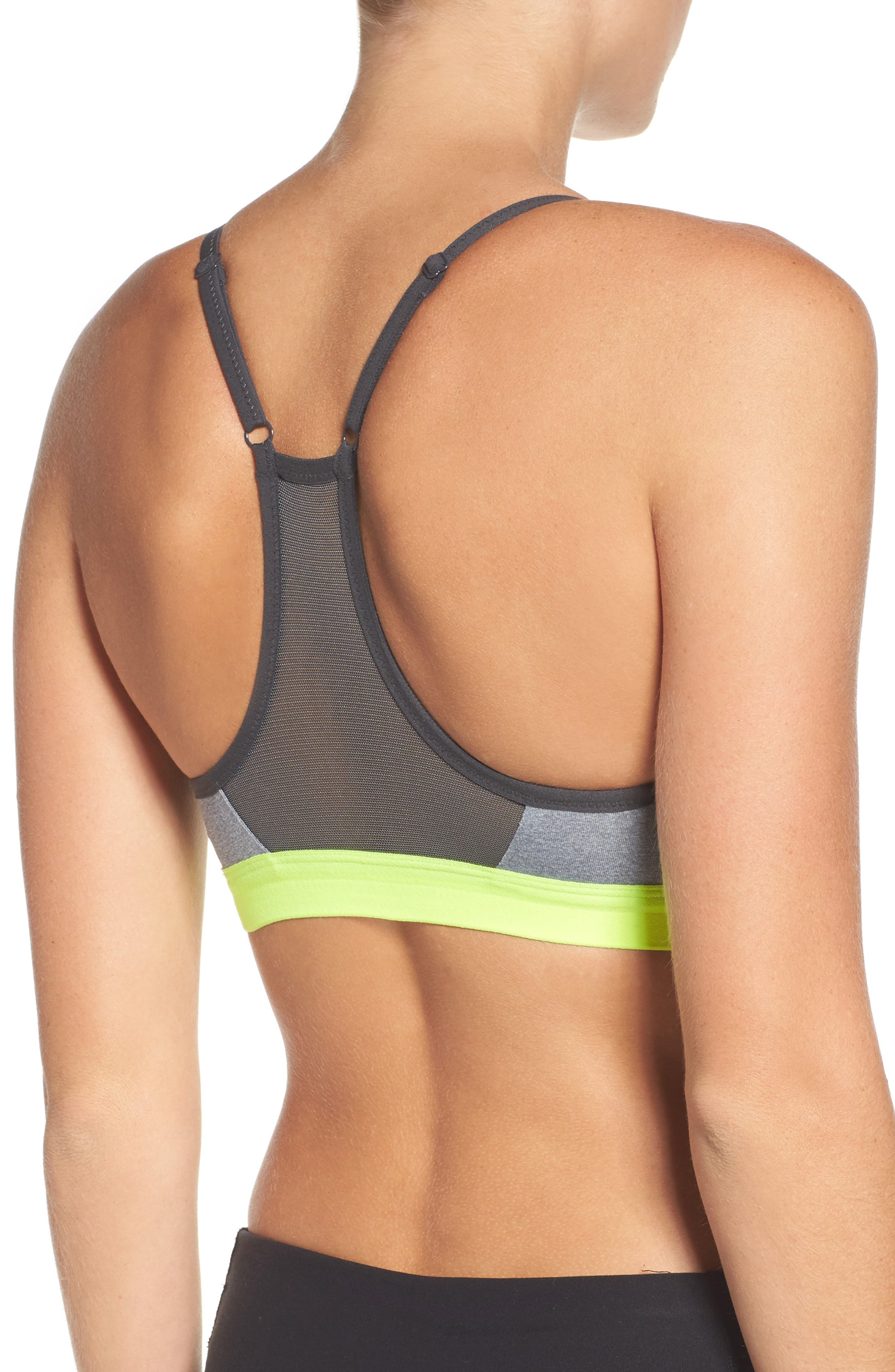 'Pro Indy' Dri-FIT Sports Bra,                             Alternate thumbnail 2, color,                             064