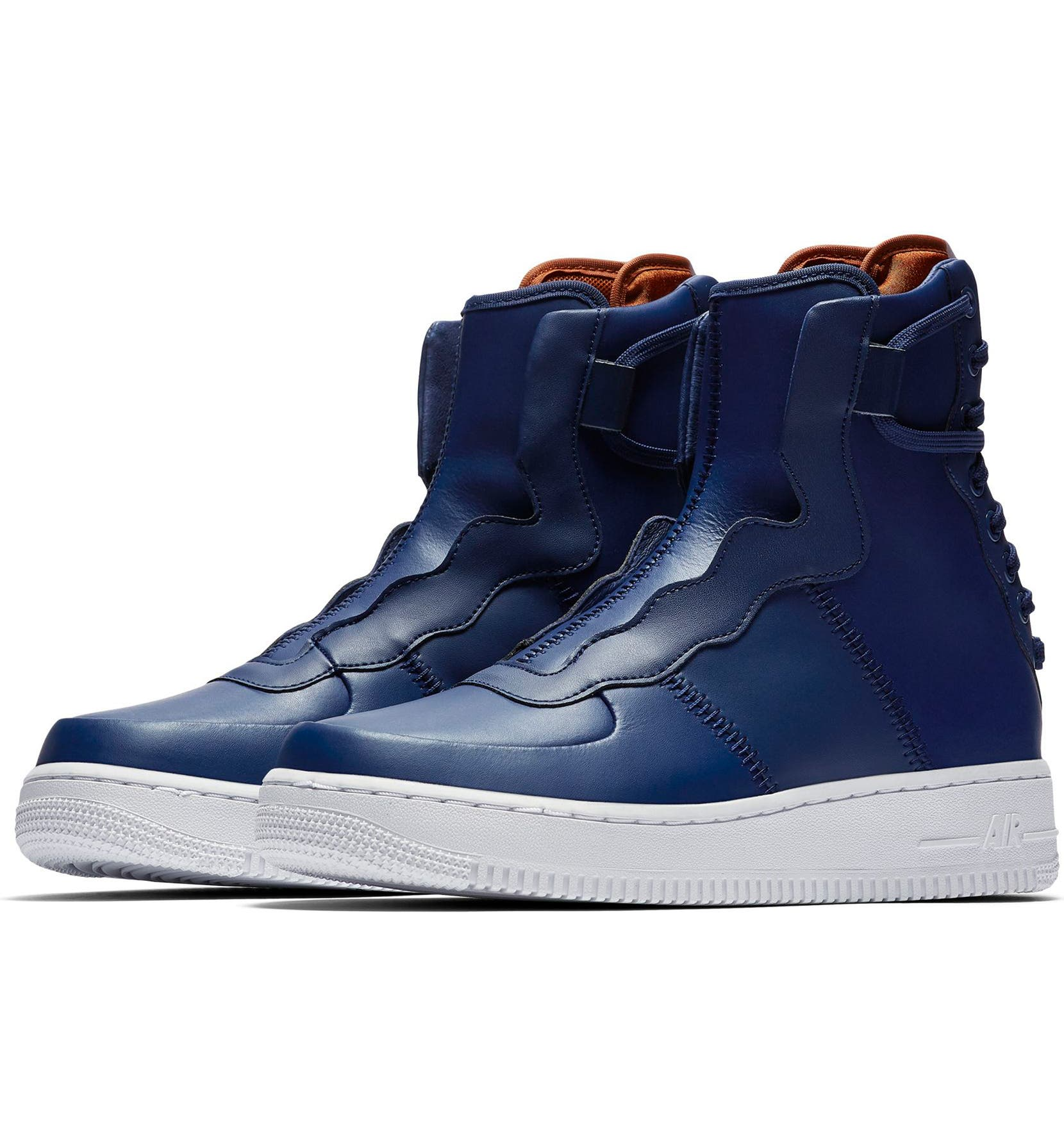 90d63fd0eb46 Nike Air Force 1 Rebel XX High Top Sneaker (Women)