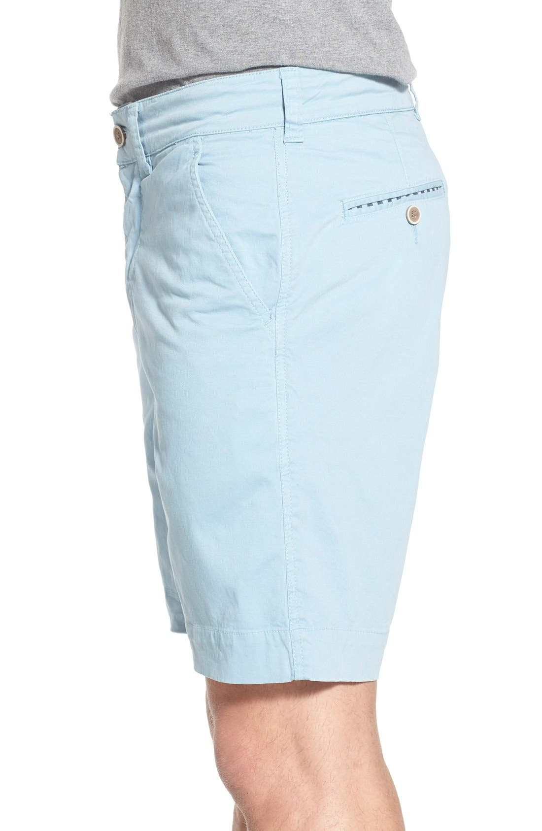 'Sunny' Stretch Chino Shorts,                             Alternate thumbnail 23, color,