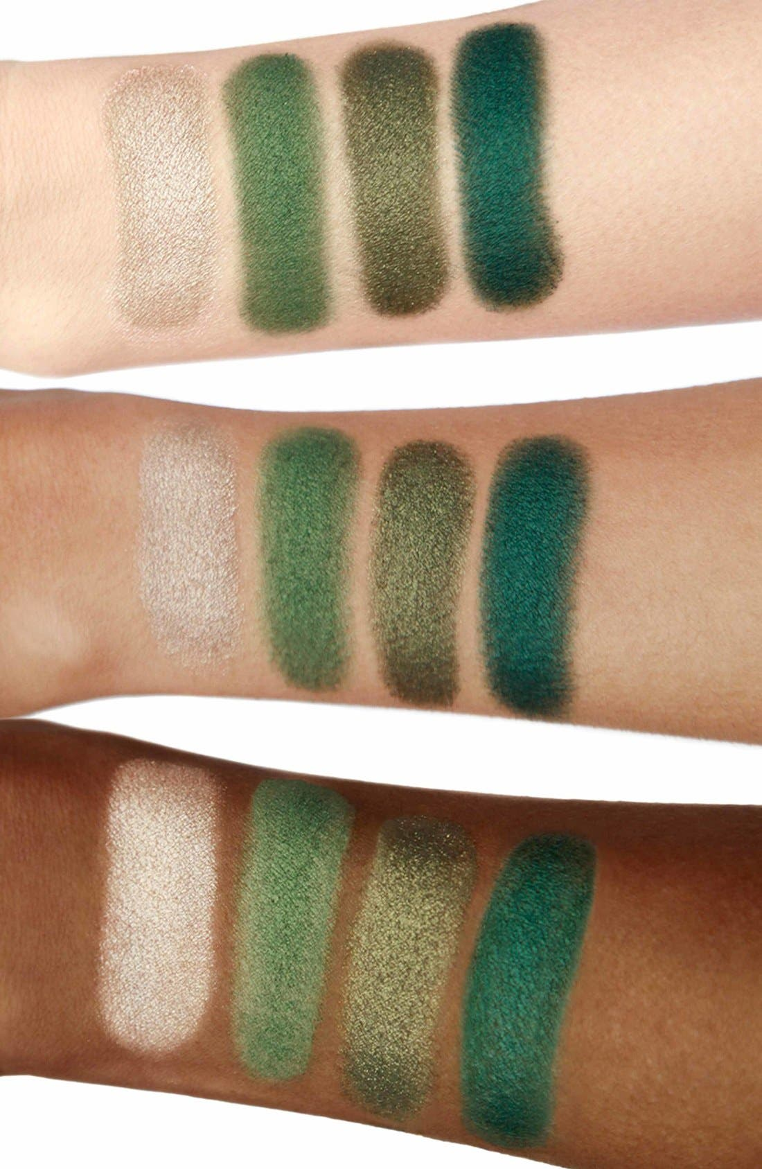 Luxury Palette - The Rebel Color-Coded Eyeshadow Palette,                             Alternate thumbnail 2, color,                             THE REBEL