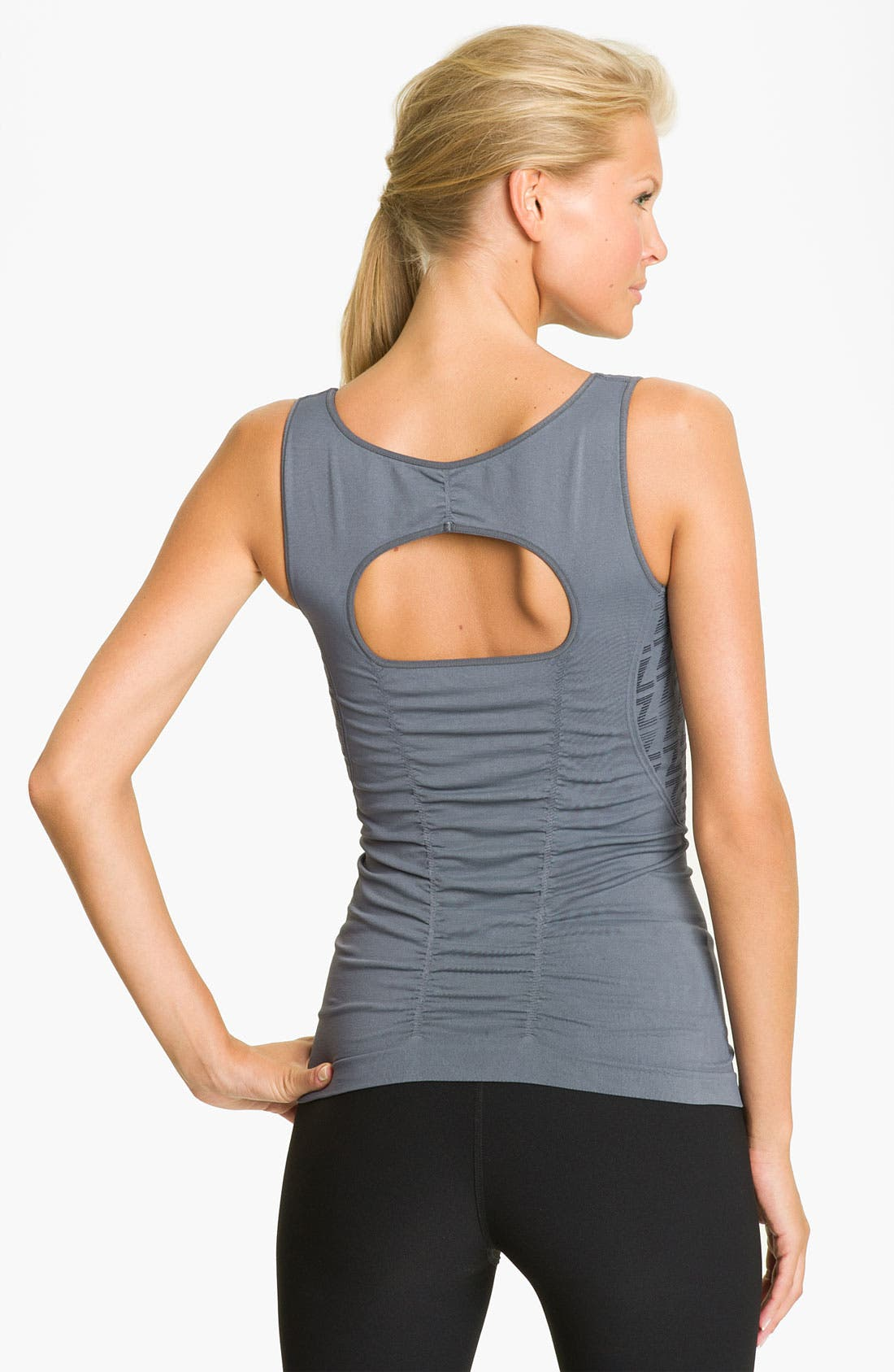 Ruched Tank,                         Main,                         color, 020
