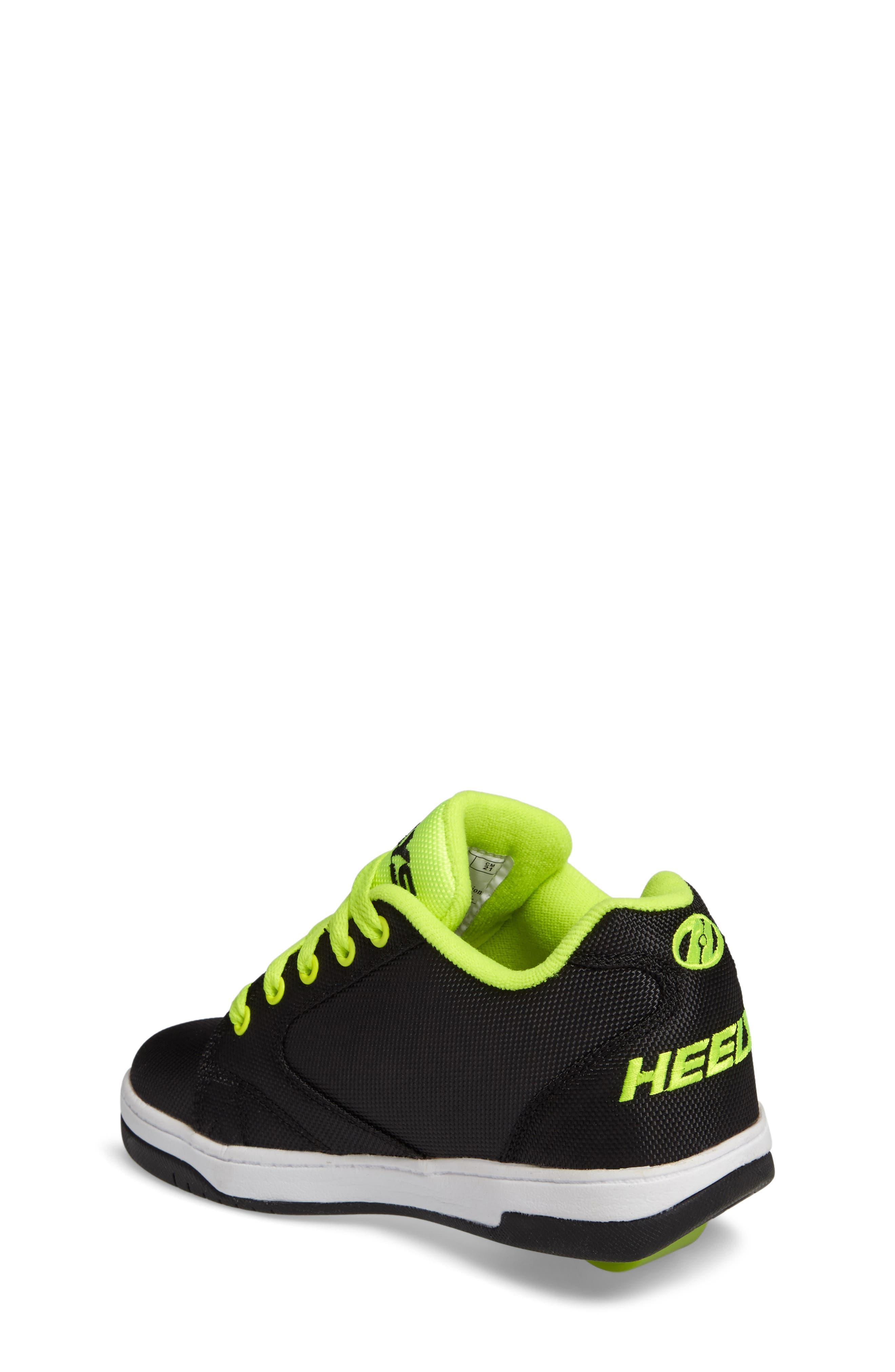 HEELYS,                             'Propel 2.0' Wheeled Sneaker,                             Alternate thumbnail 2, color,                             018