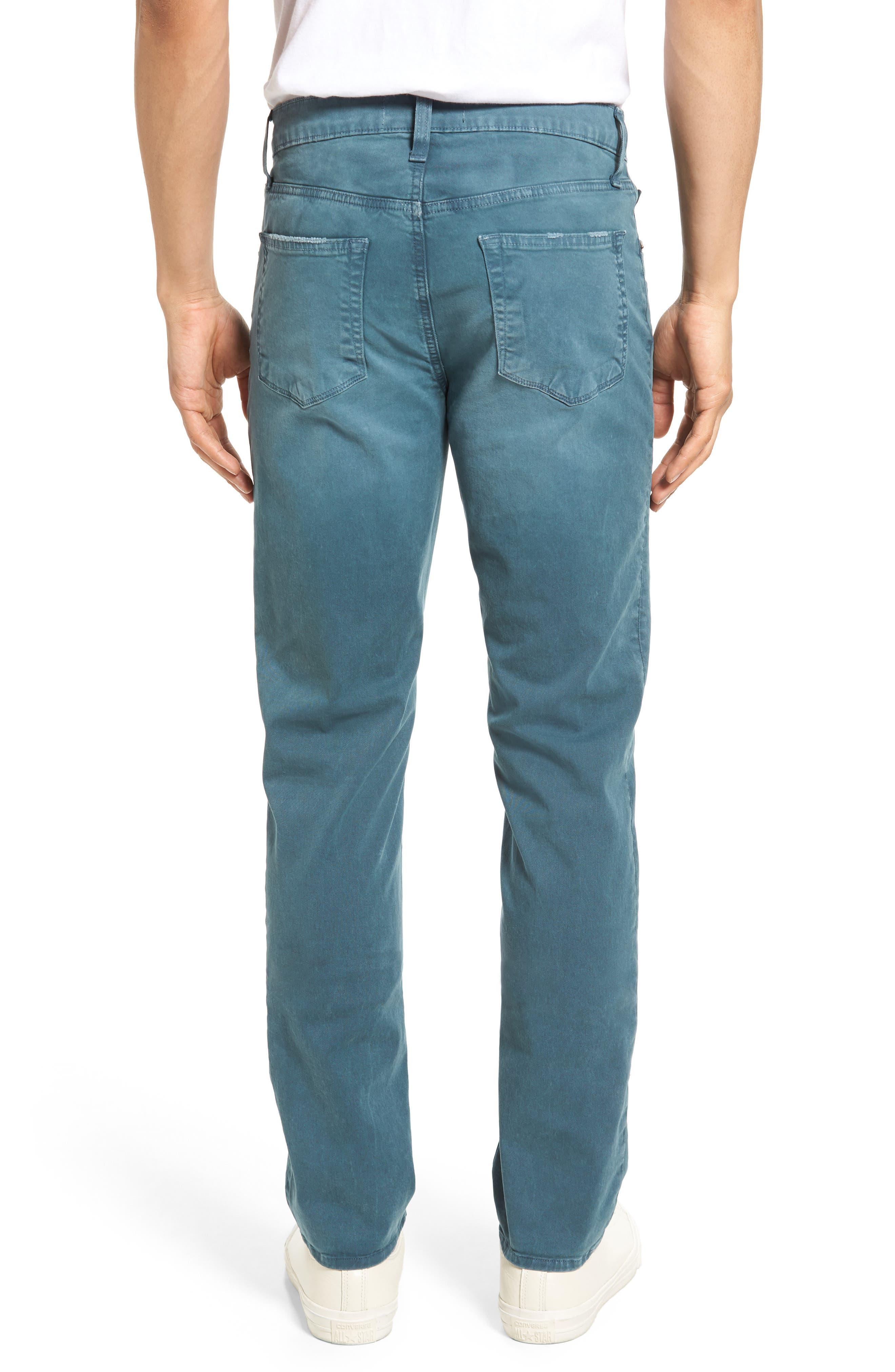 Tyler Slim Fit Jeans,                             Alternate thumbnail 9, color,