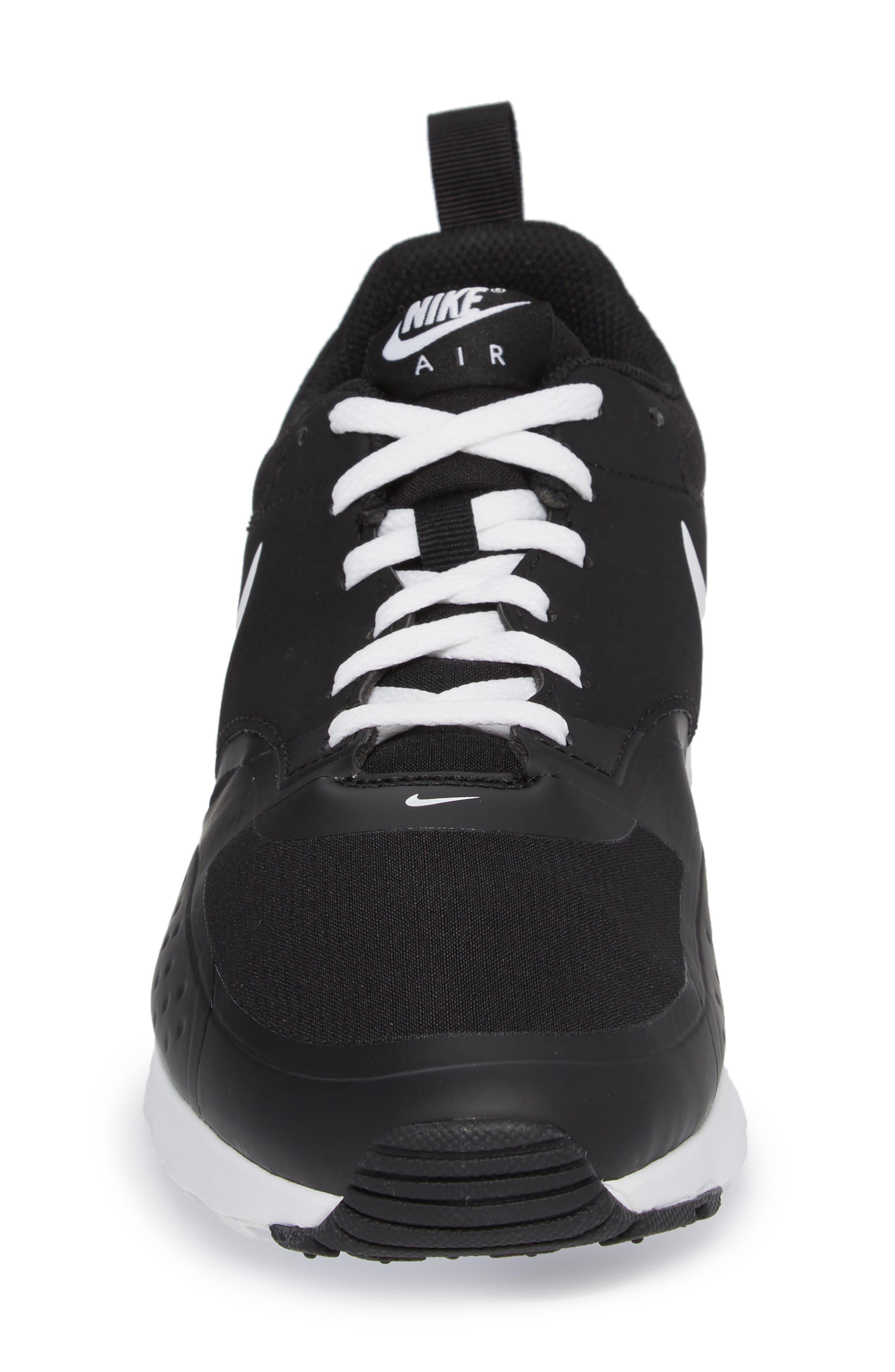 Air Max Vision Sneaker,                             Alternate thumbnail 4, color,                             007