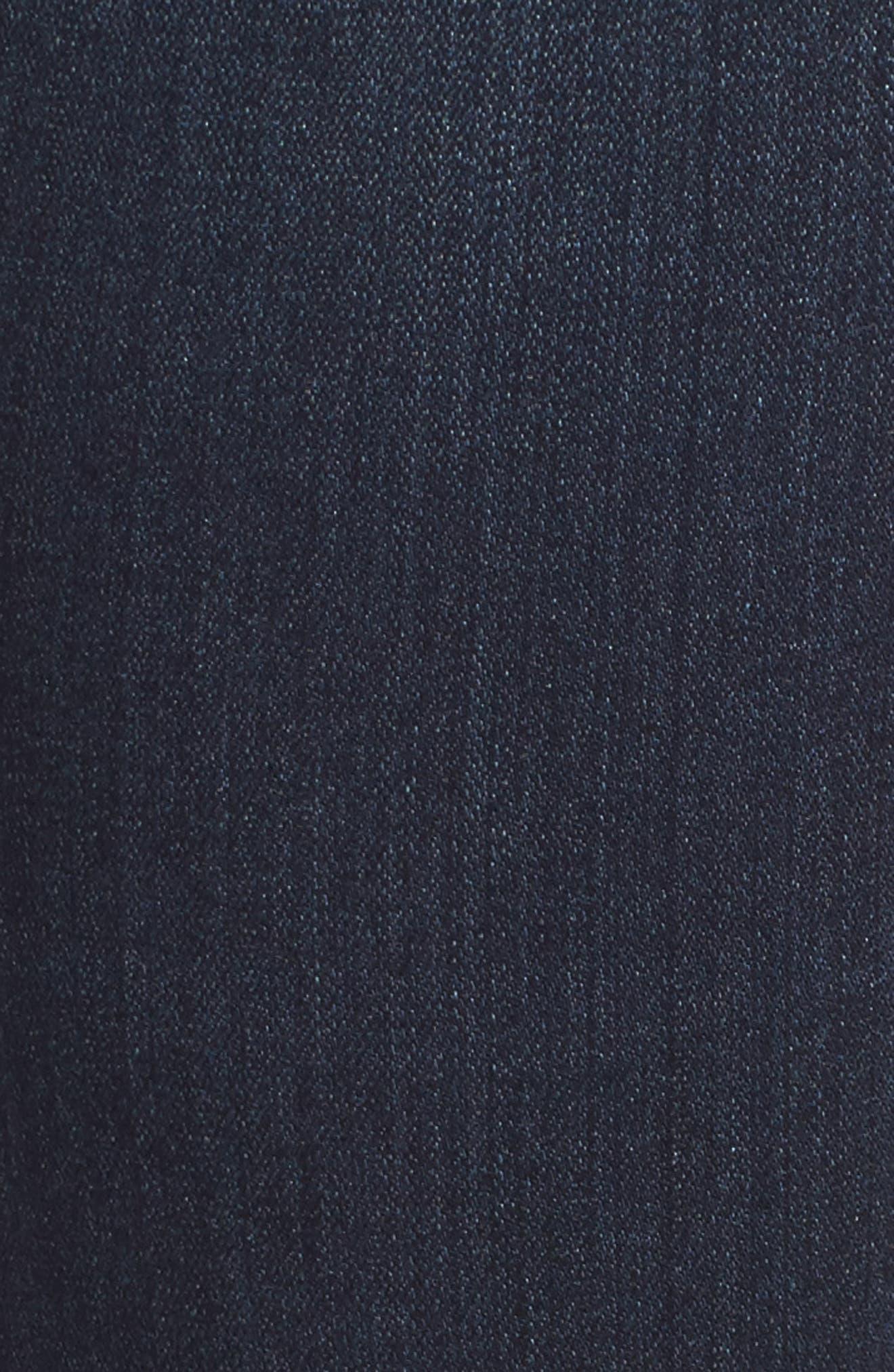 Transcend - Manhattan Bootcut Jeans,                             Alternate thumbnail 6, color,                             NOTTINGHAM
