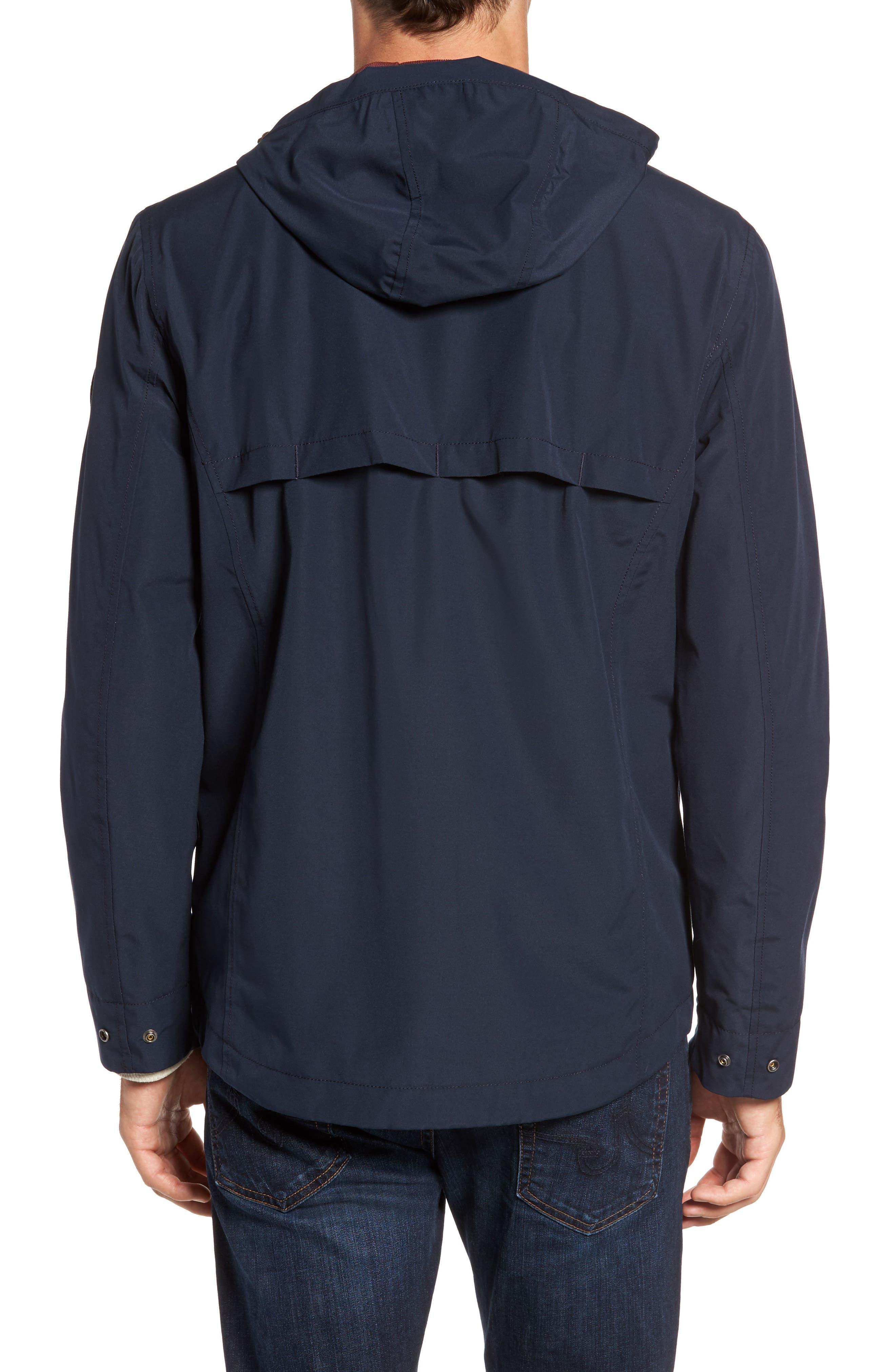 Ragged Mountain Packable Waterproof Jacket,                             Alternate thumbnail 4, color,