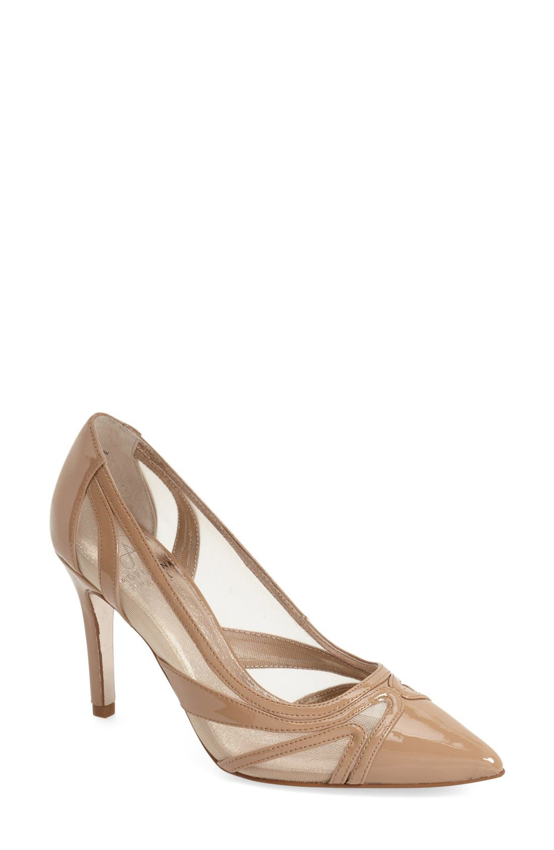ADRIANNA PAPELL 'Amal' Pointy Toe Pump, Main, color, 251