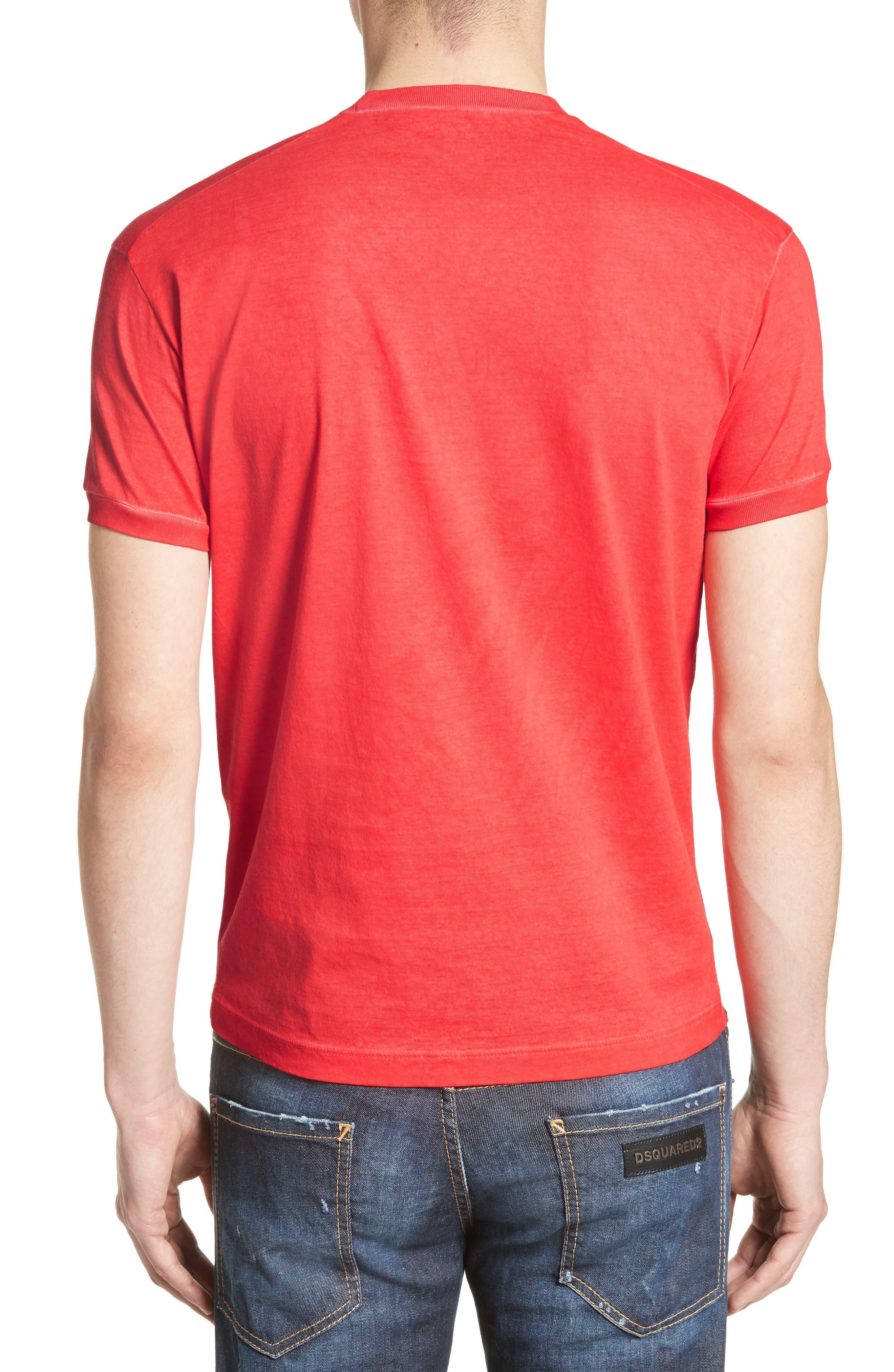 Mountain Logo Graphic T-Shirt,                             Alternate thumbnail 2, color,                             600