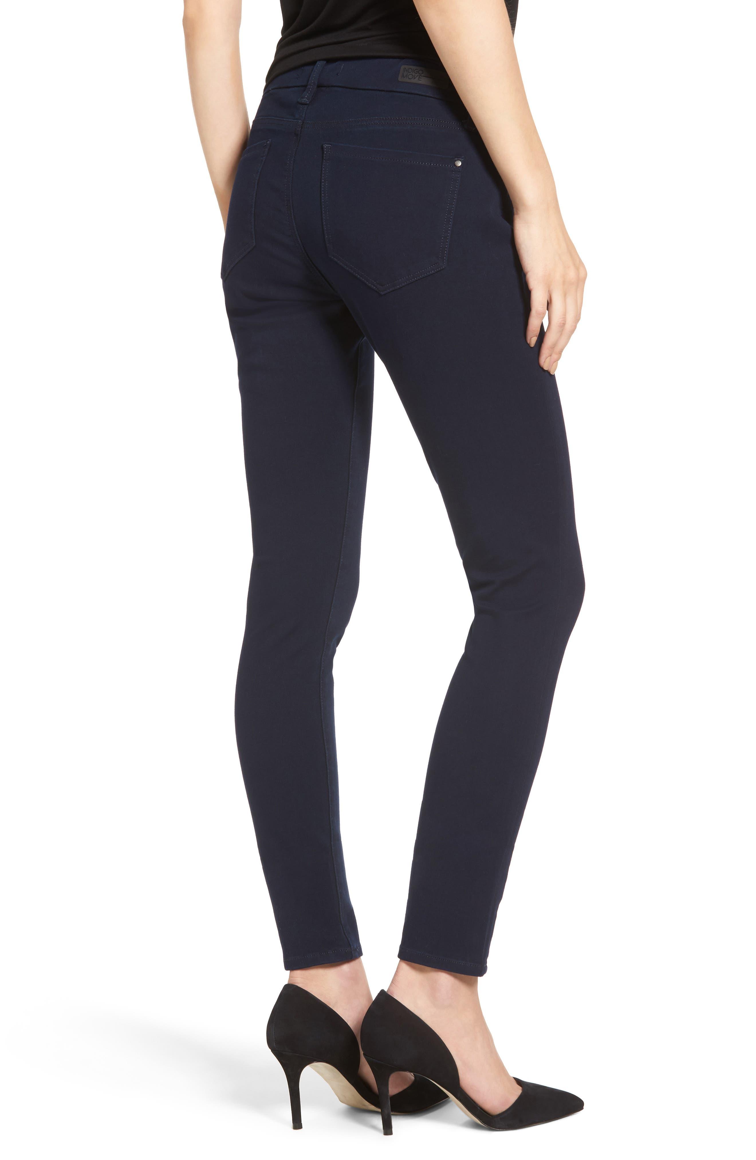 Alexa Stretch Skinny Jeans,                             Alternate thumbnail 2, color,                             401