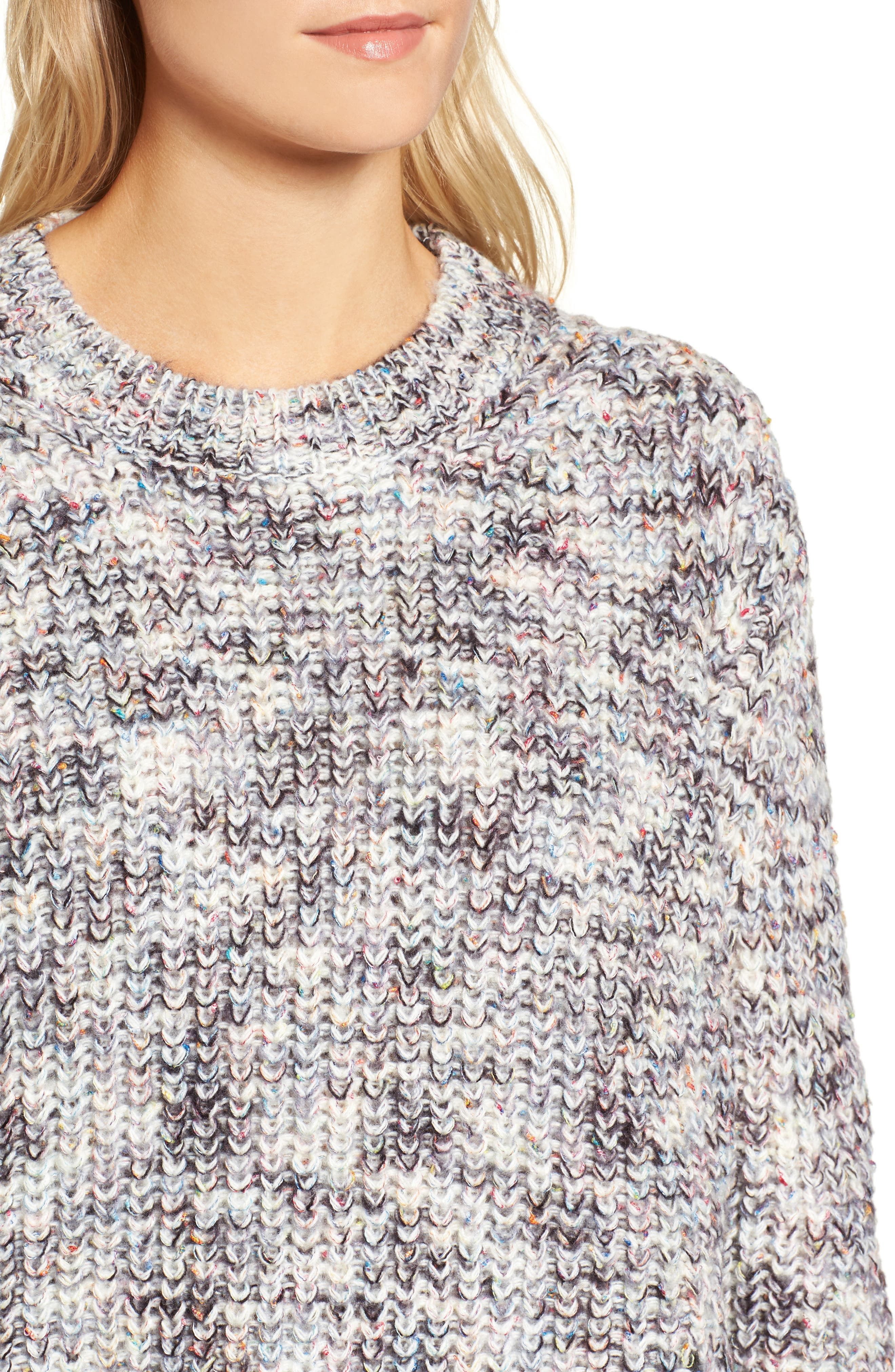 Lux Sweater,                             Alternate thumbnail 4, color,