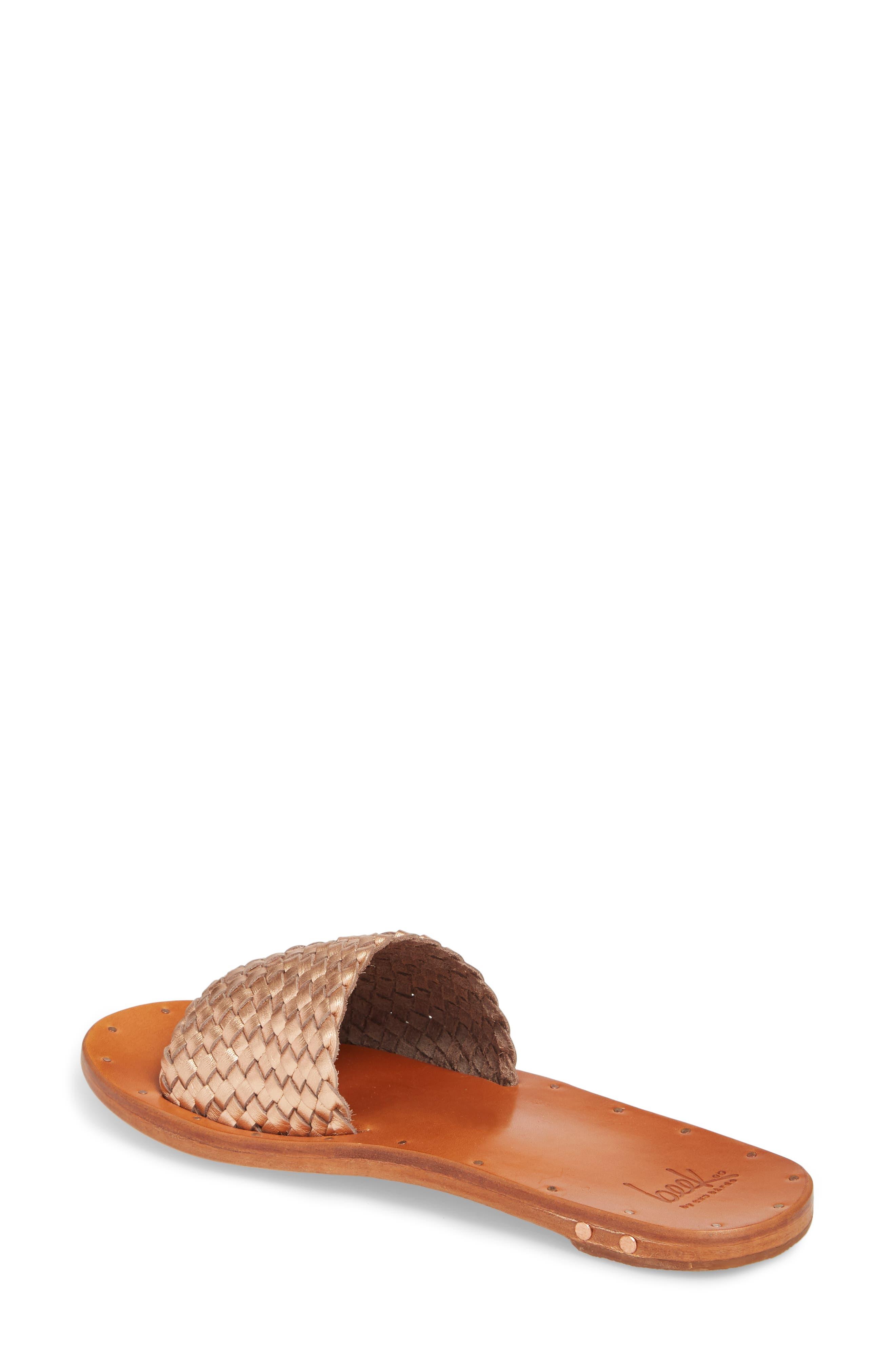 Osprey Woven Slide Sandal,                             Alternate thumbnail 2, color,                             710
