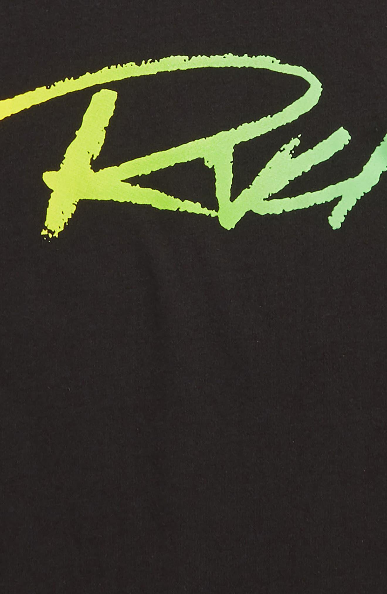 Skratch Graphic T-Shirt,                             Alternate thumbnail 2, color,                             001