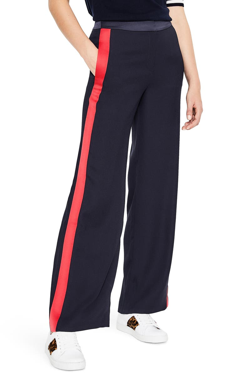 wide leg pants for petite women