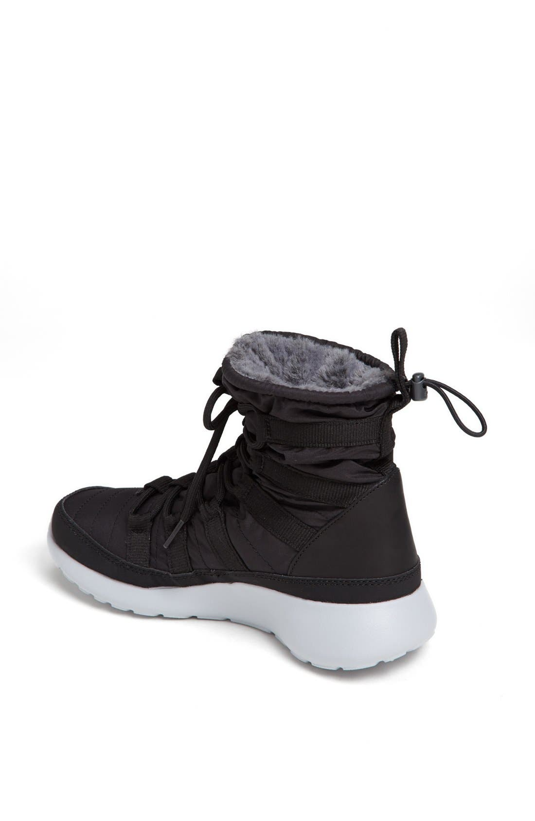'Roshe Run' Sneaker Boot,                             Alternate thumbnail 2, color,                             002