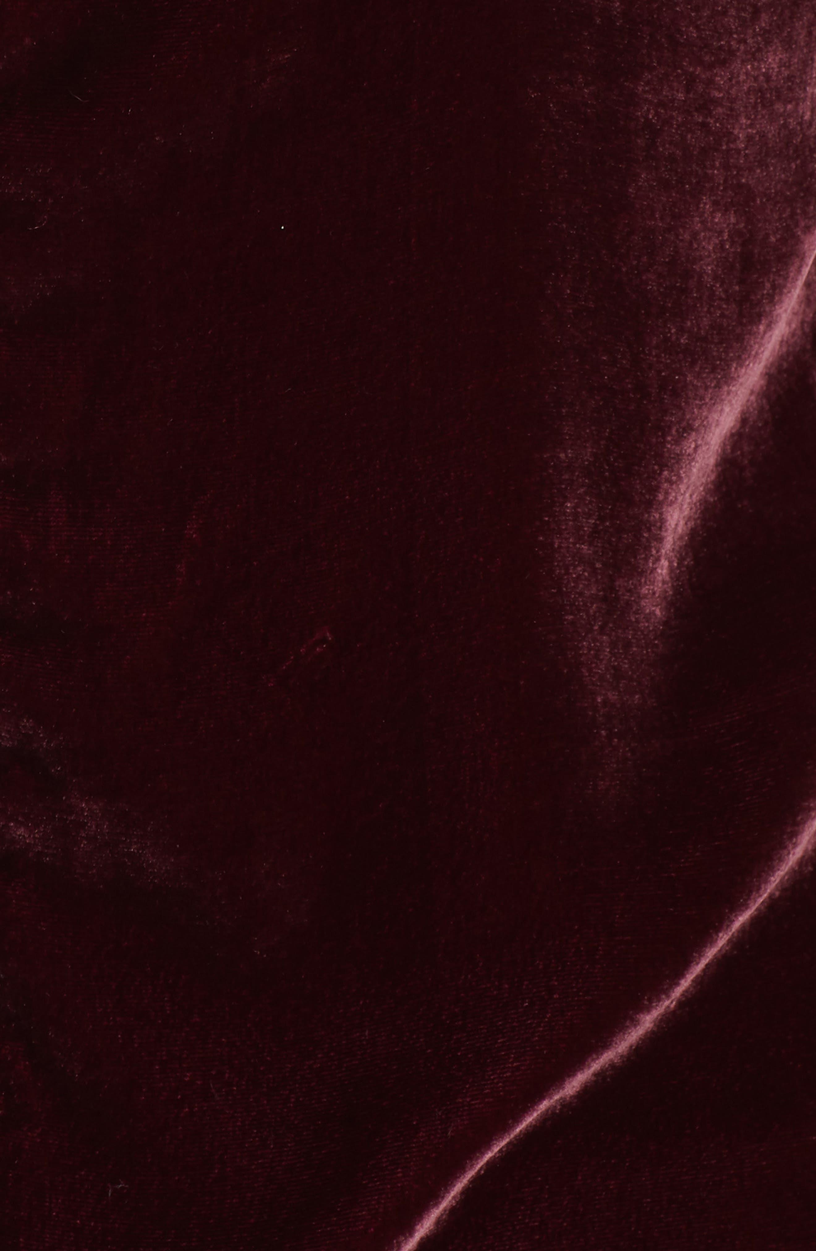 REBECCA TAYLOR,                             Velvet Camisole,                             Alternate thumbnail 5, color,                             930