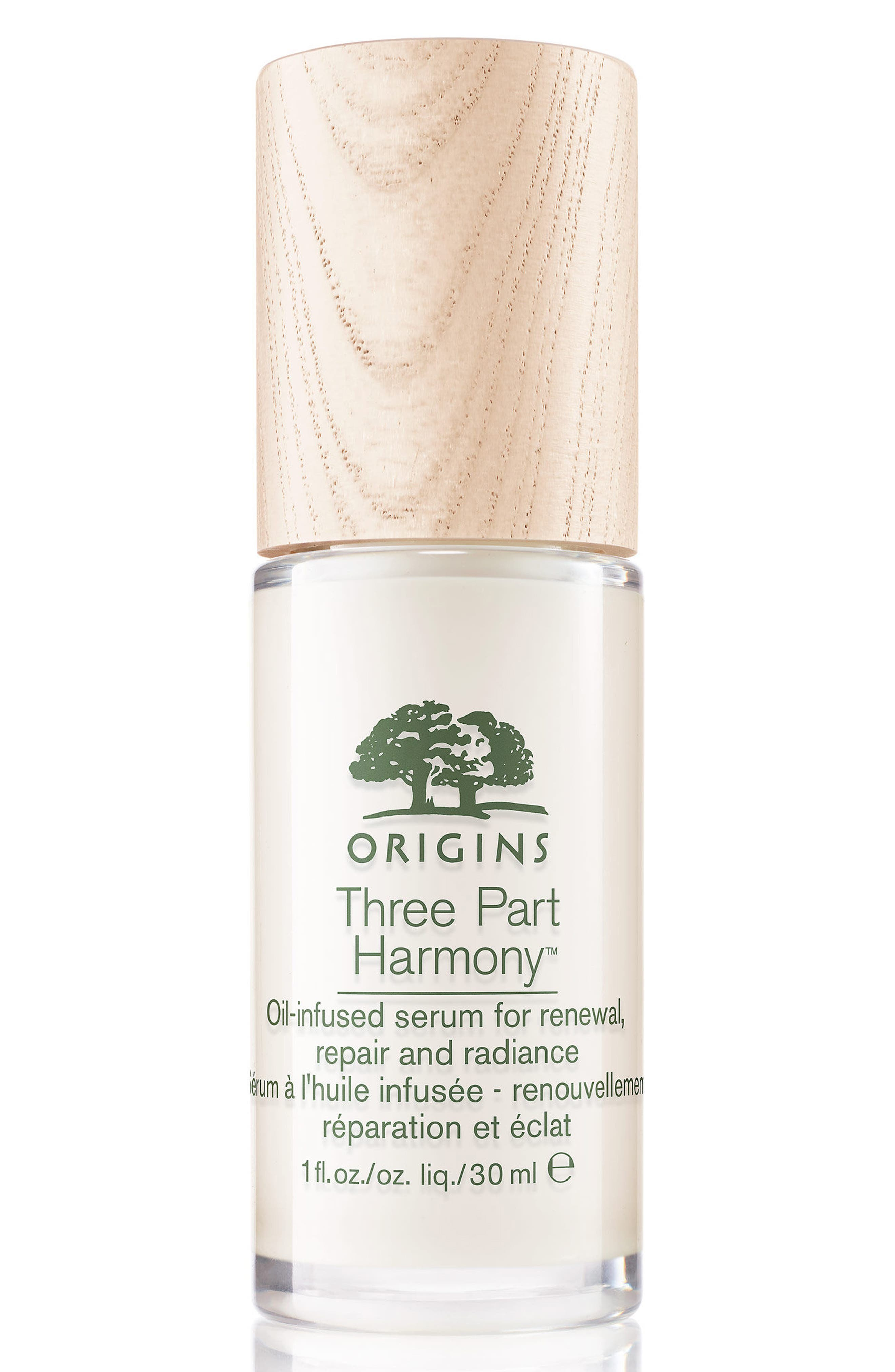 Three Part Harmony<sup>™</sup> Oil-Infused Serum for Renewal, Repair & Radiance,                             Alternate thumbnail 2, color,                             NO COLOR