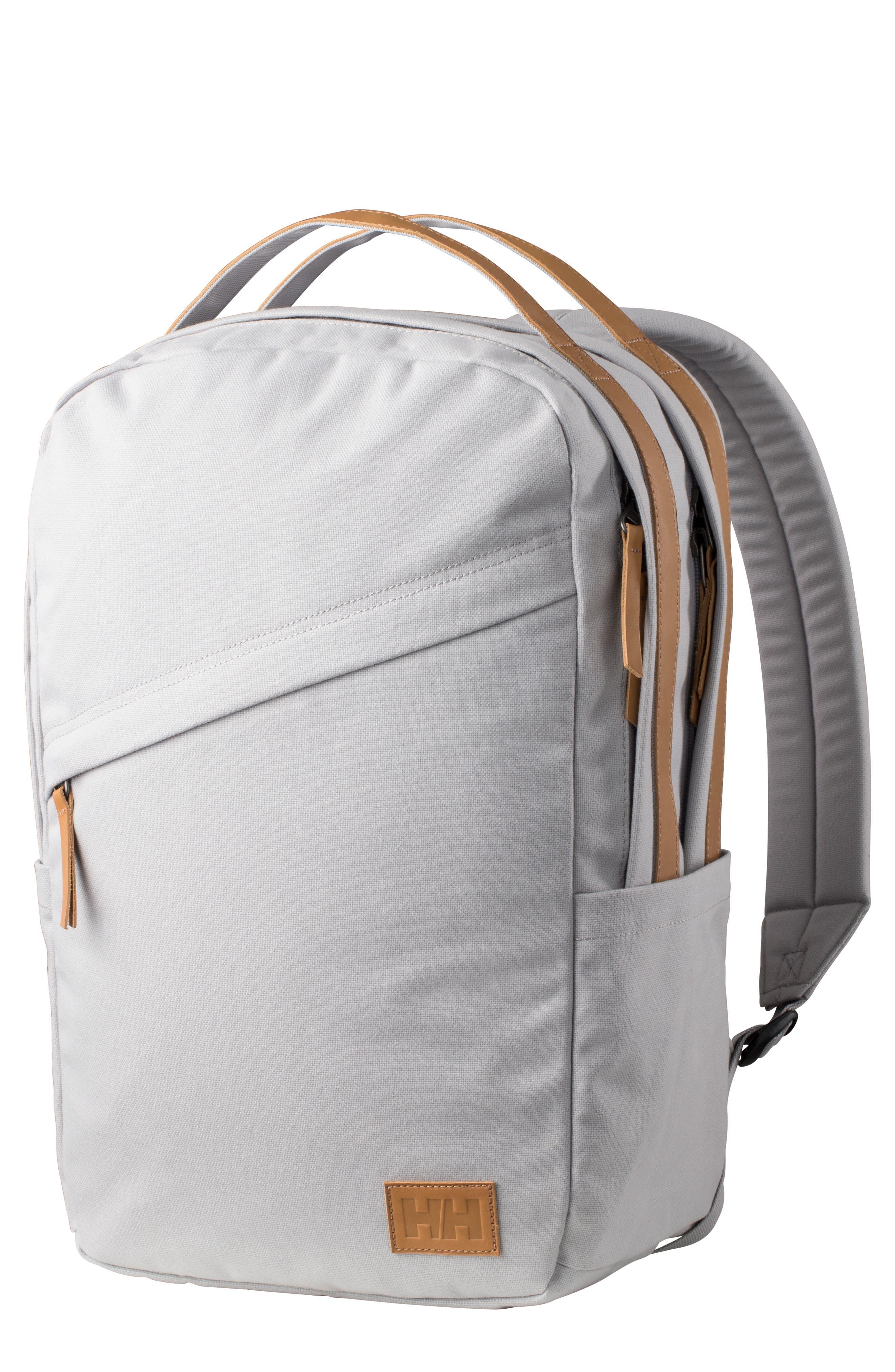 Copenhagen Backpack,                         Main,                         color, SILVER GREY