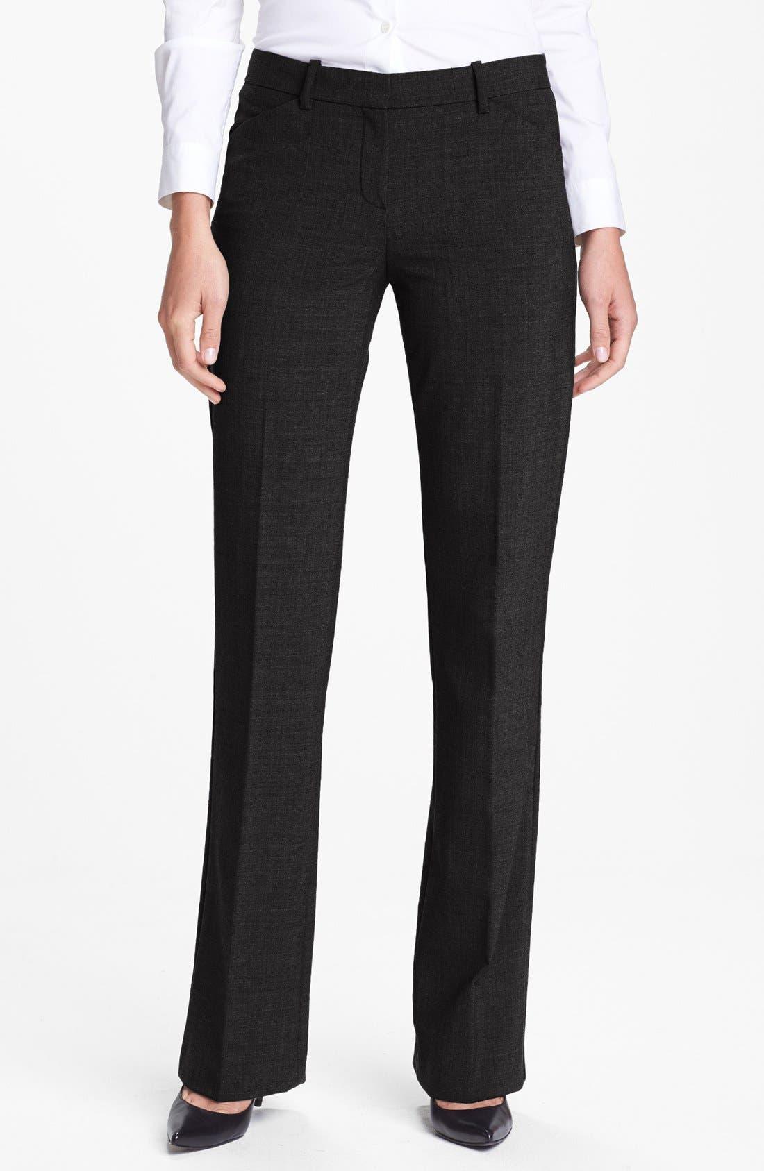 'Max 2' Stretch Pants, Main, color, 001