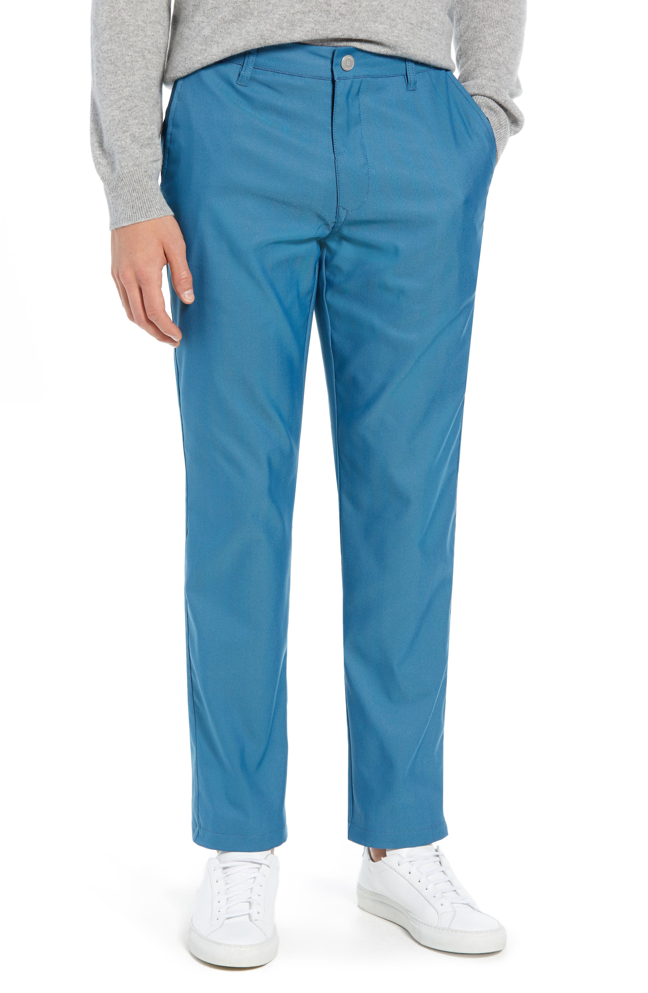 Highland Slim Fit Golf Pants,                             Main thumbnail 1, color,                             400