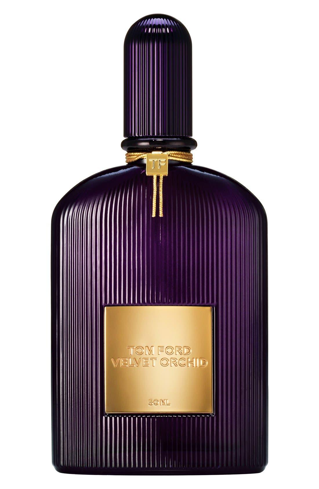 Velvet Orchid Eau de Parfum,                             Main thumbnail 1, color,                             NO COLOR