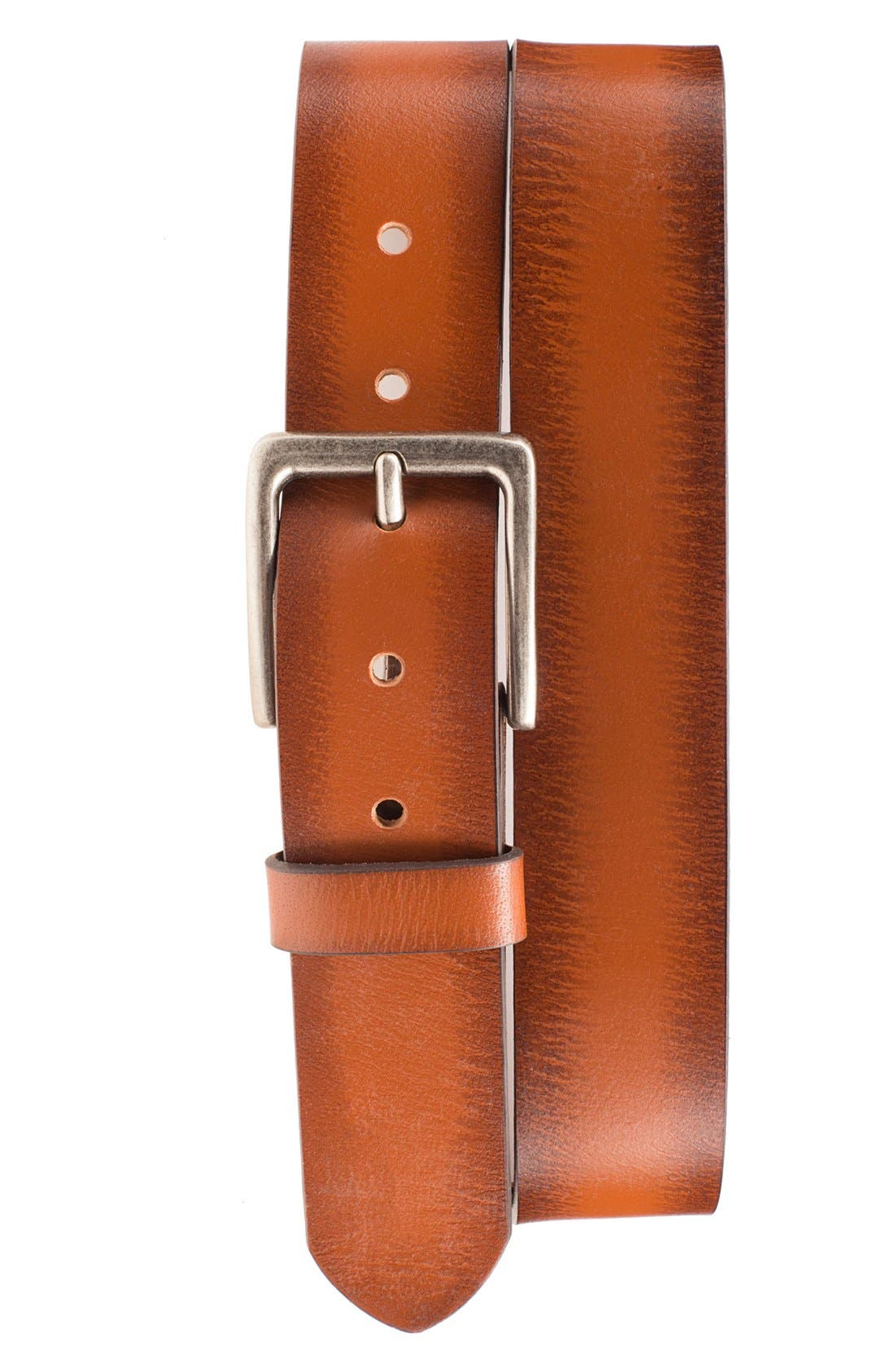 'Easy Rider' Leather Belt,                             Main thumbnail 3, color,