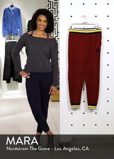 Sportswear French Terry Pants, sales video thumbnail