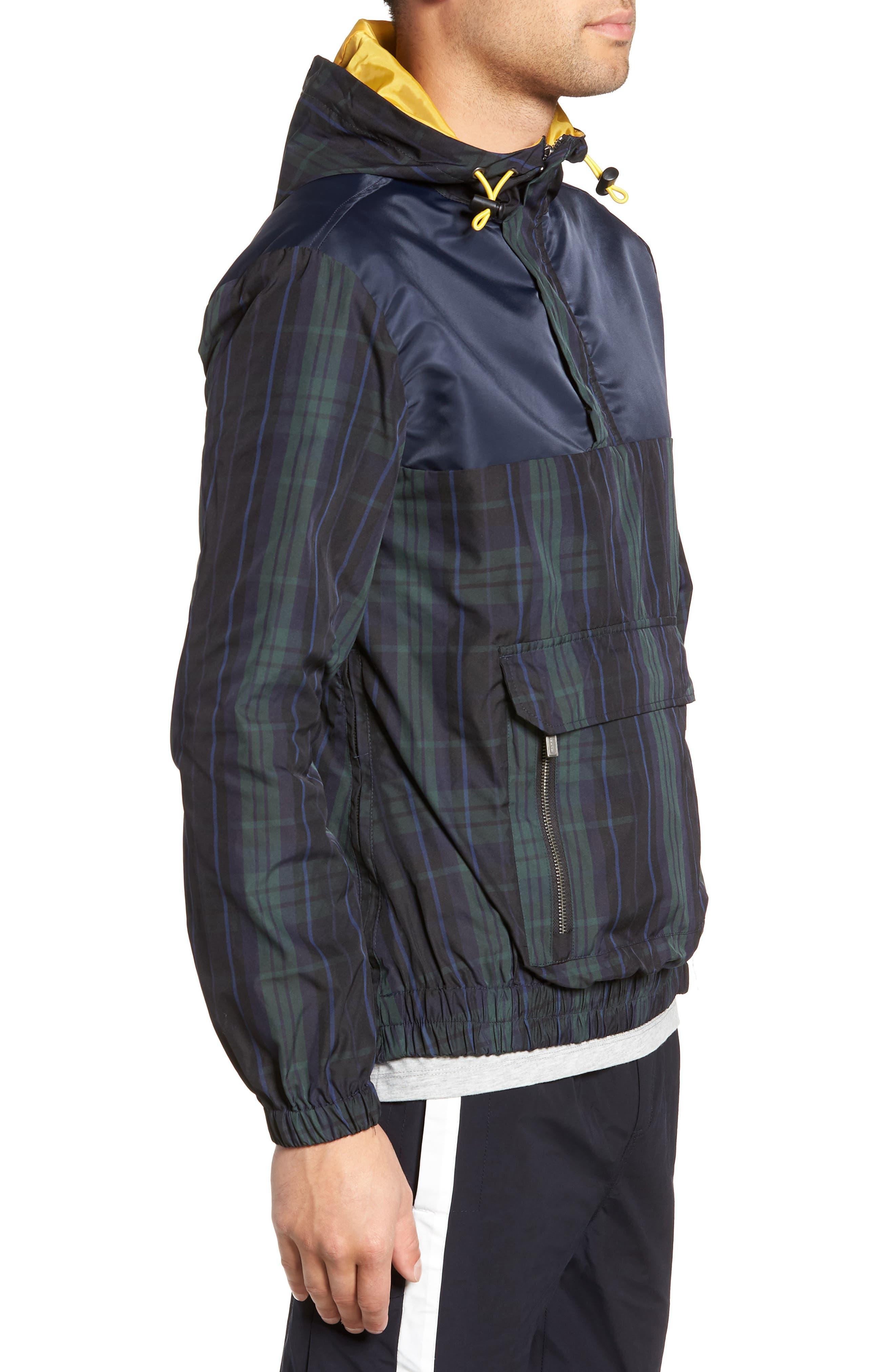 Imperial Anorak Jacket,                             Alternate thumbnail 3, color,                             400