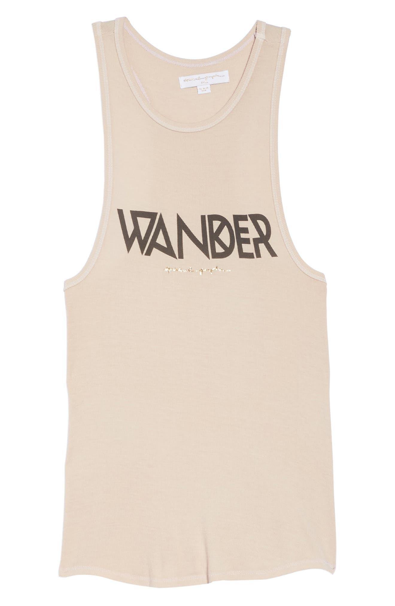 Wander Tribe Tank,                             Alternate thumbnail 7, color,                             900