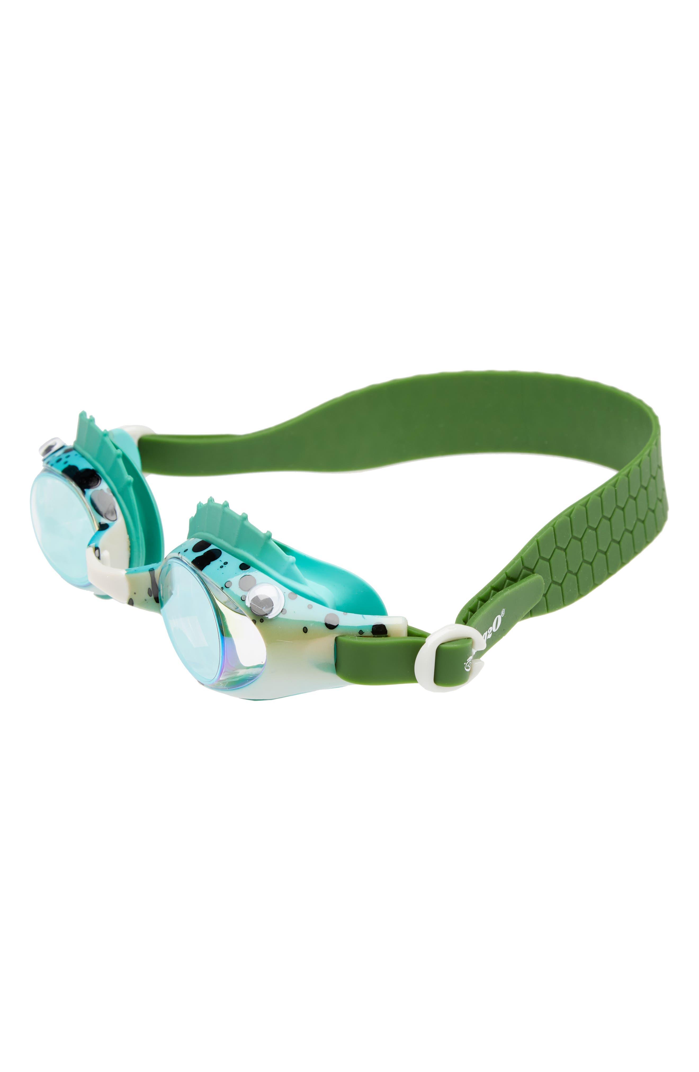 Lizard Swim Goggles,                             Main thumbnail 1, color,                             300