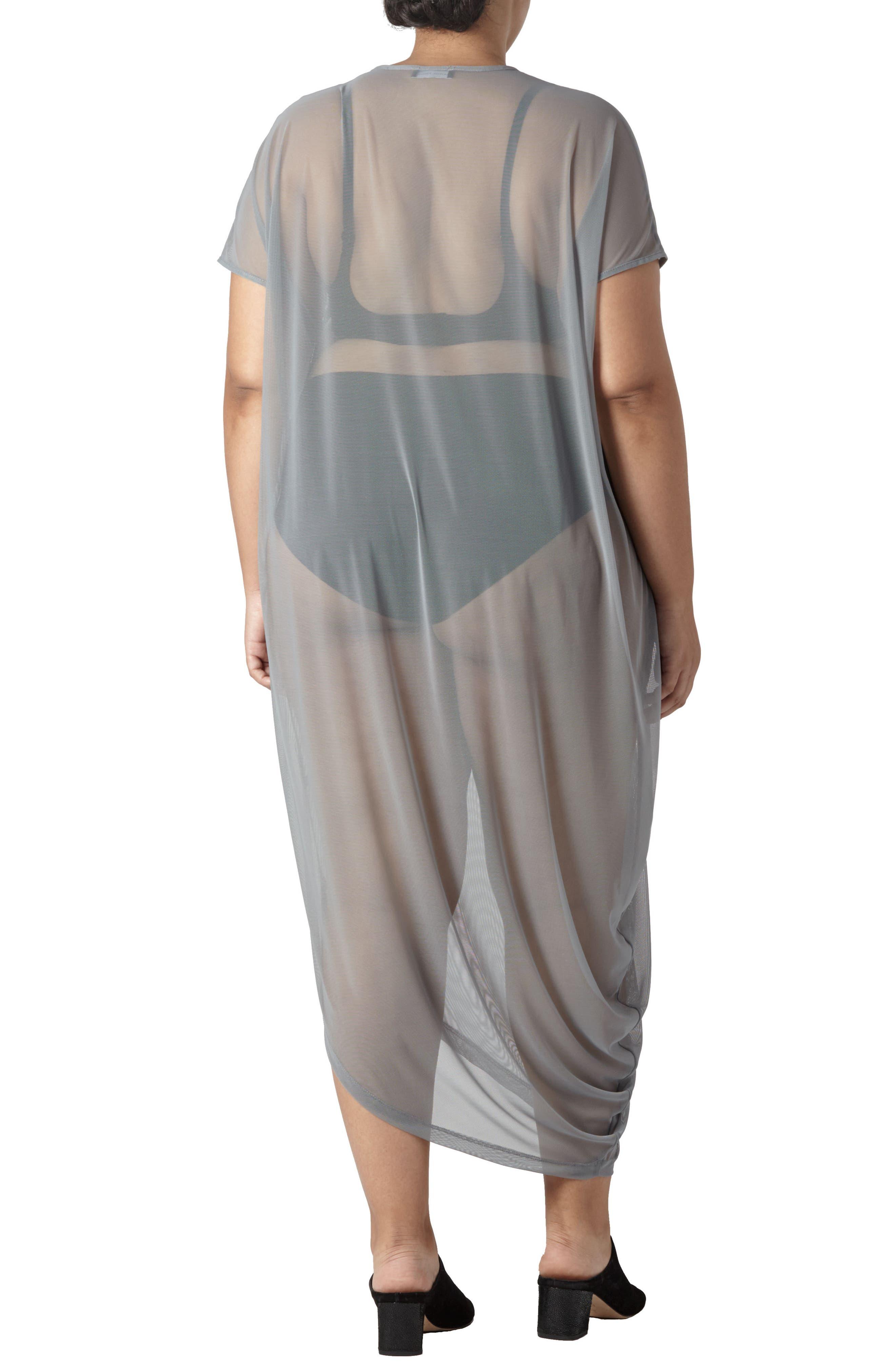 Geneva Fog Dress,                             Alternate thumbnail 5, color,