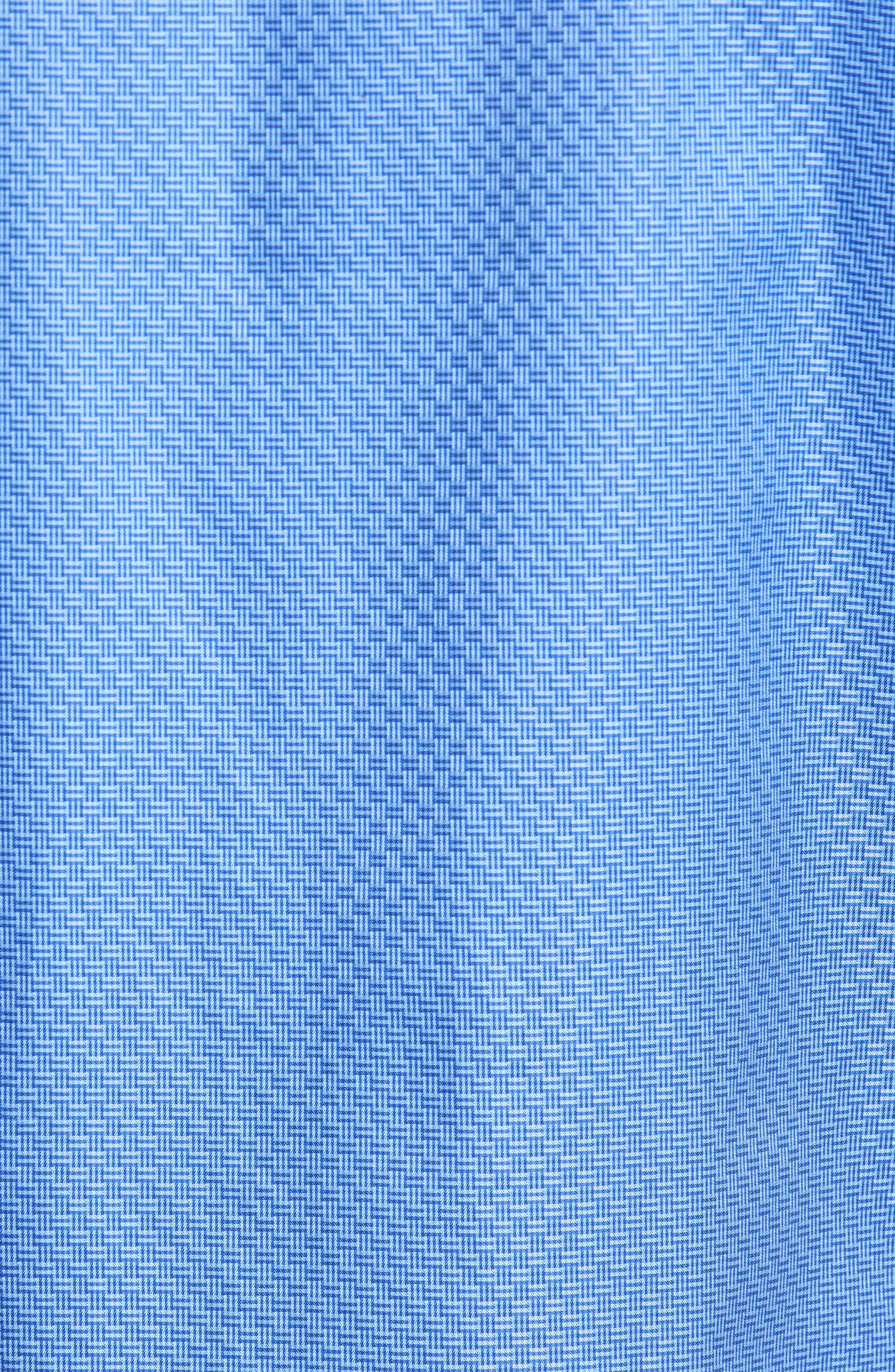 Classic Fit Print Sport Shirt,                             Alternate thumbnail 5, color,                             411