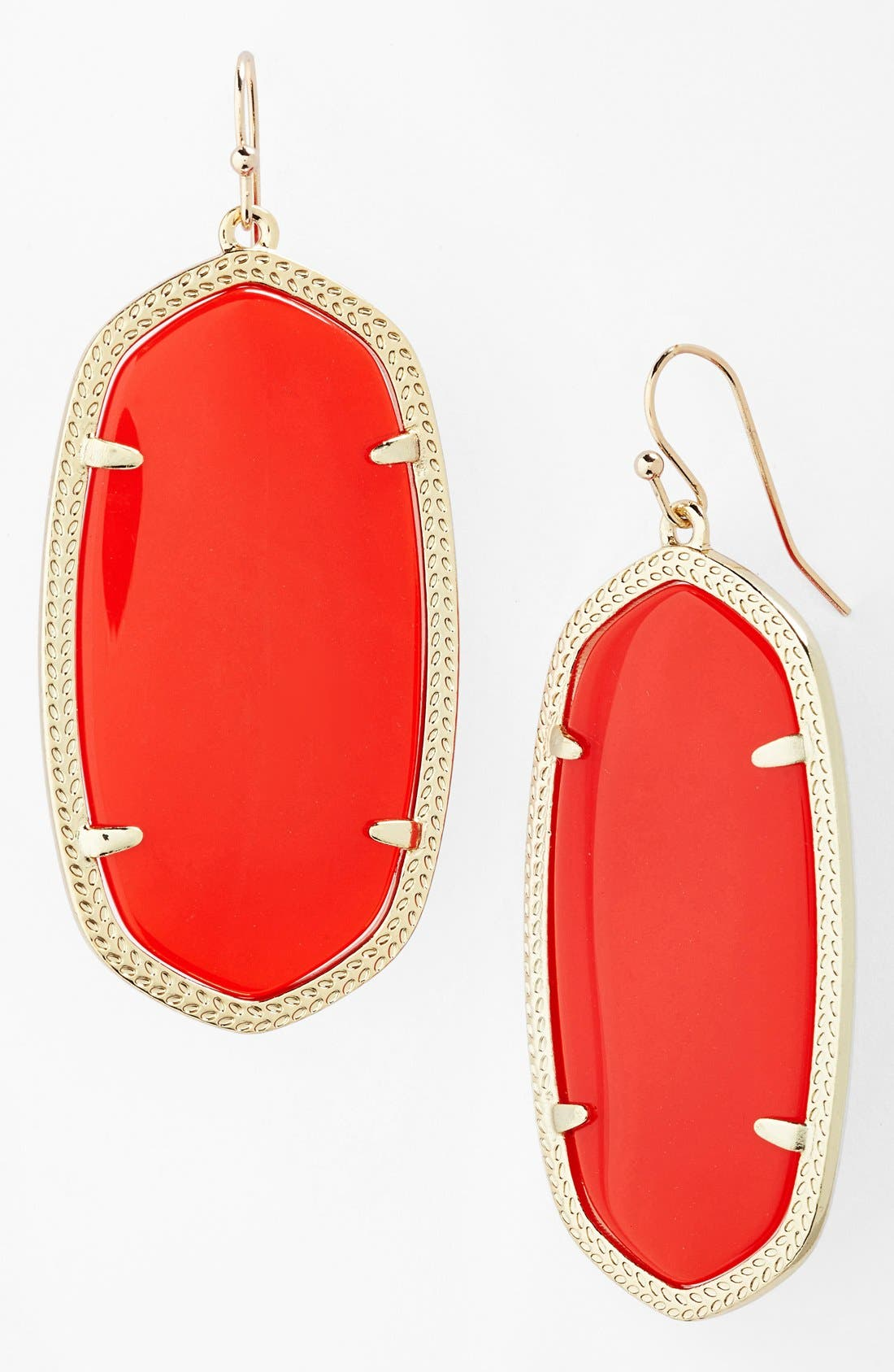 Danielle - Large Oval Statement Earrings,                             Main thumbnail 22, color,