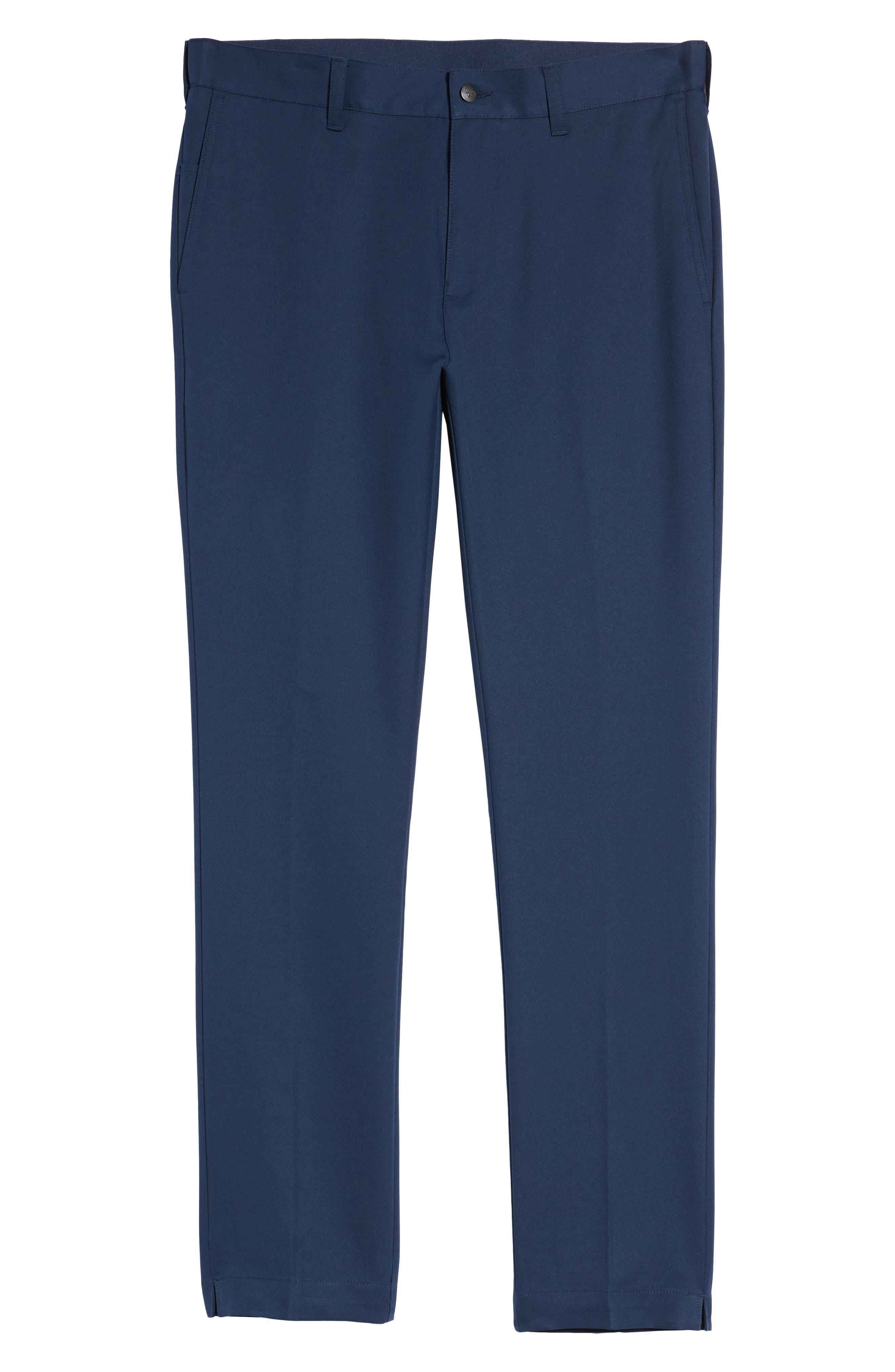 Tech Slim Fit Pants,                             Alternate thumbnail 18, color,