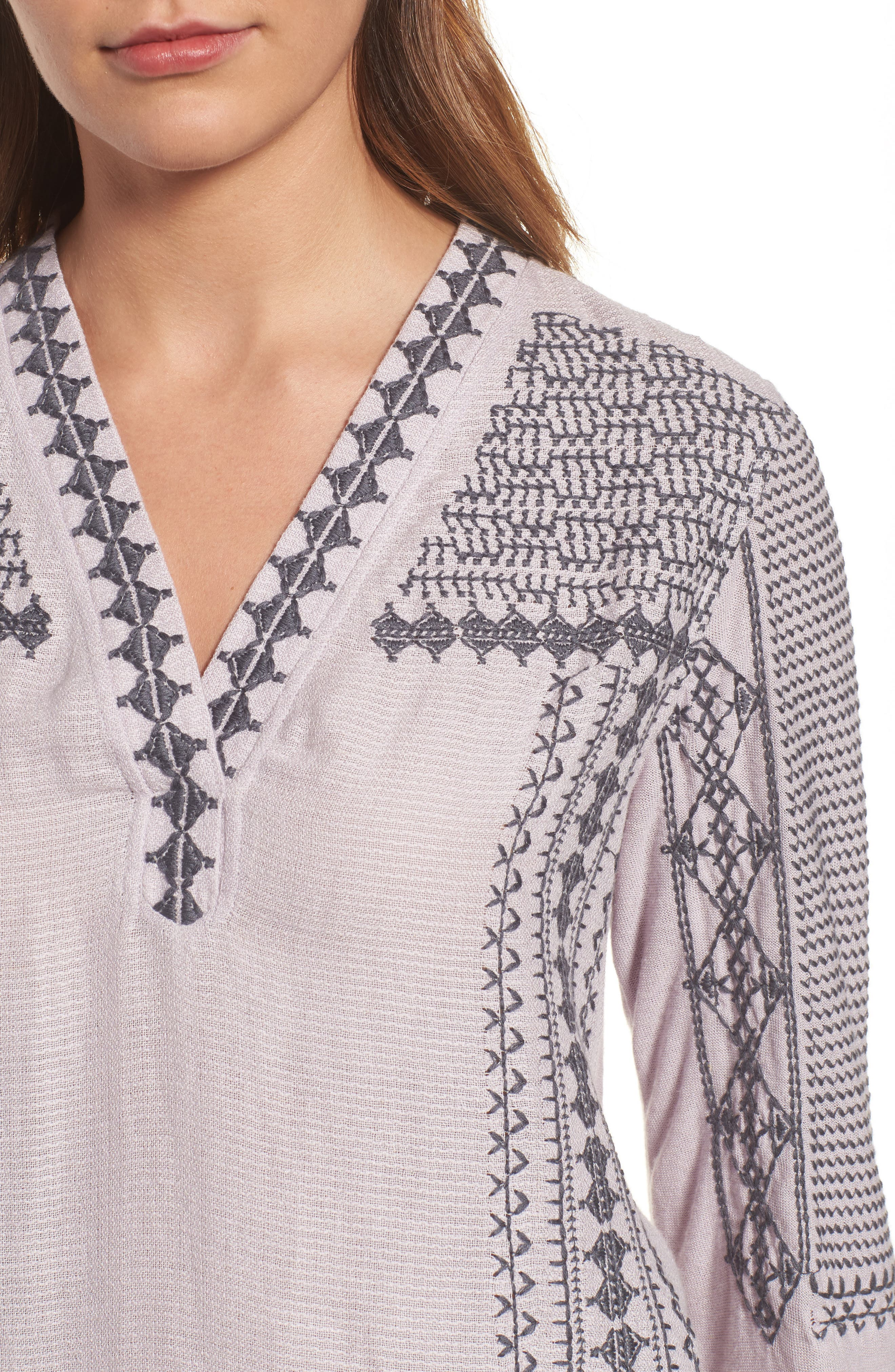 Tangier Top,                             Alternate thumbnail 4, color,                             590