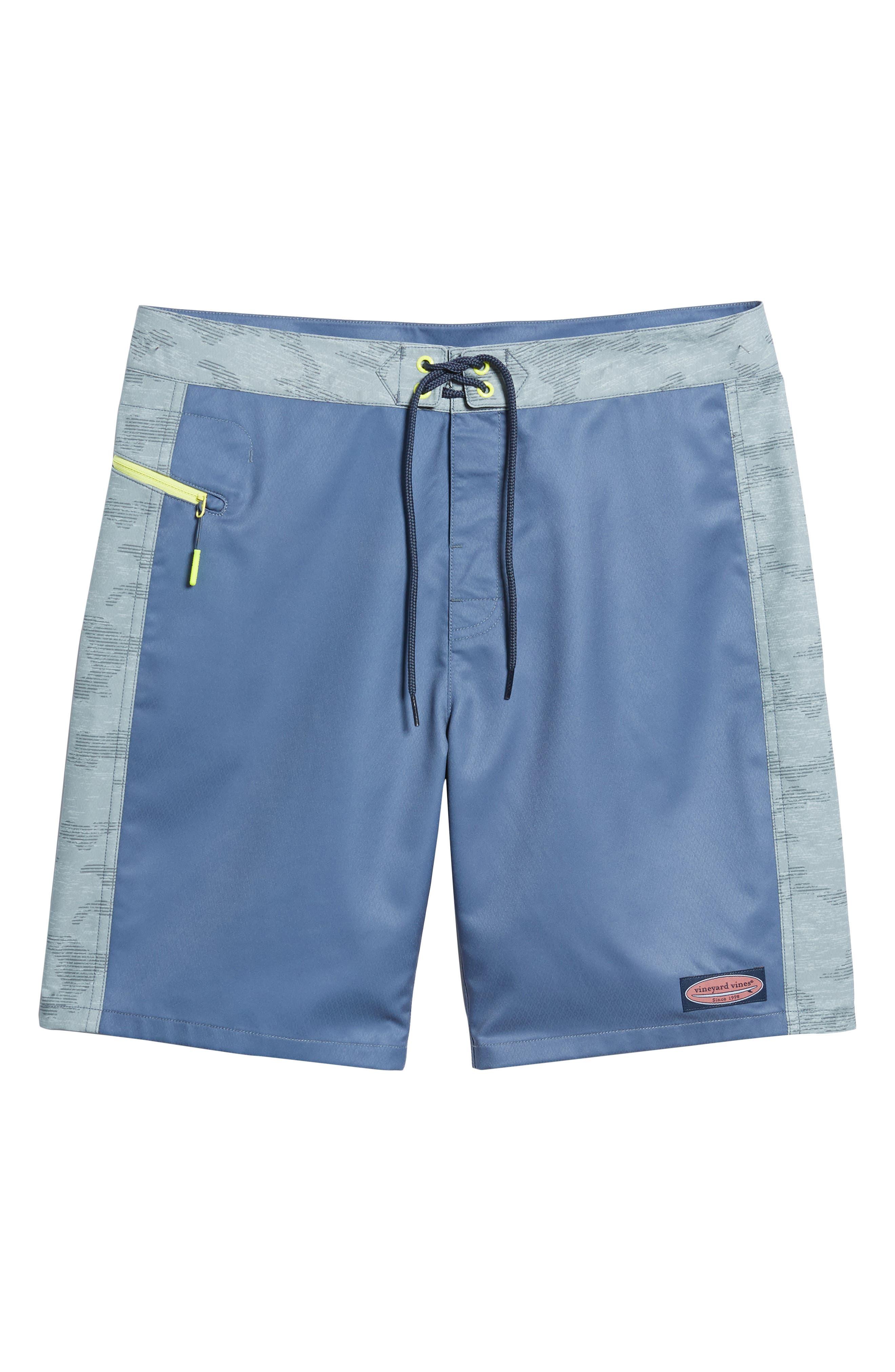Camo Board Shorts,                             Alternate thumbnail 6, color,                             068