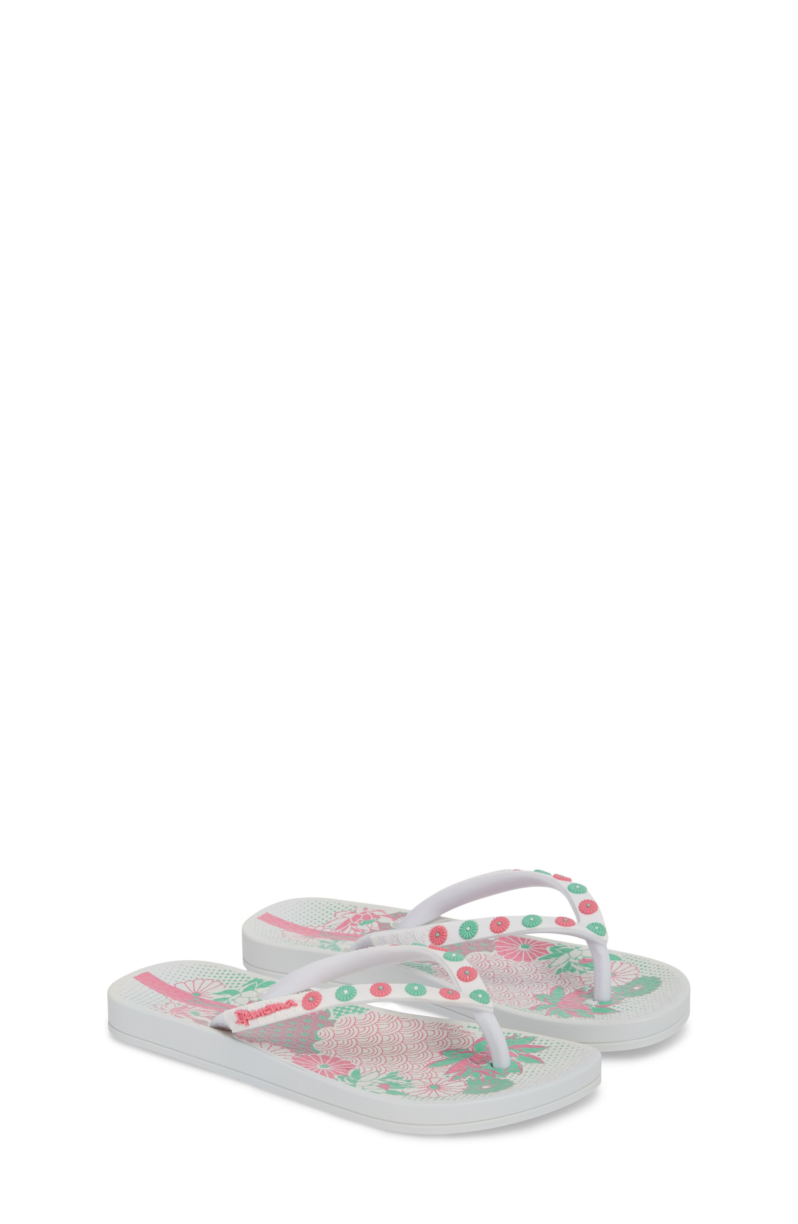 Ana Lovely Flip Flop,                             Alternate thumbnail 3, color,