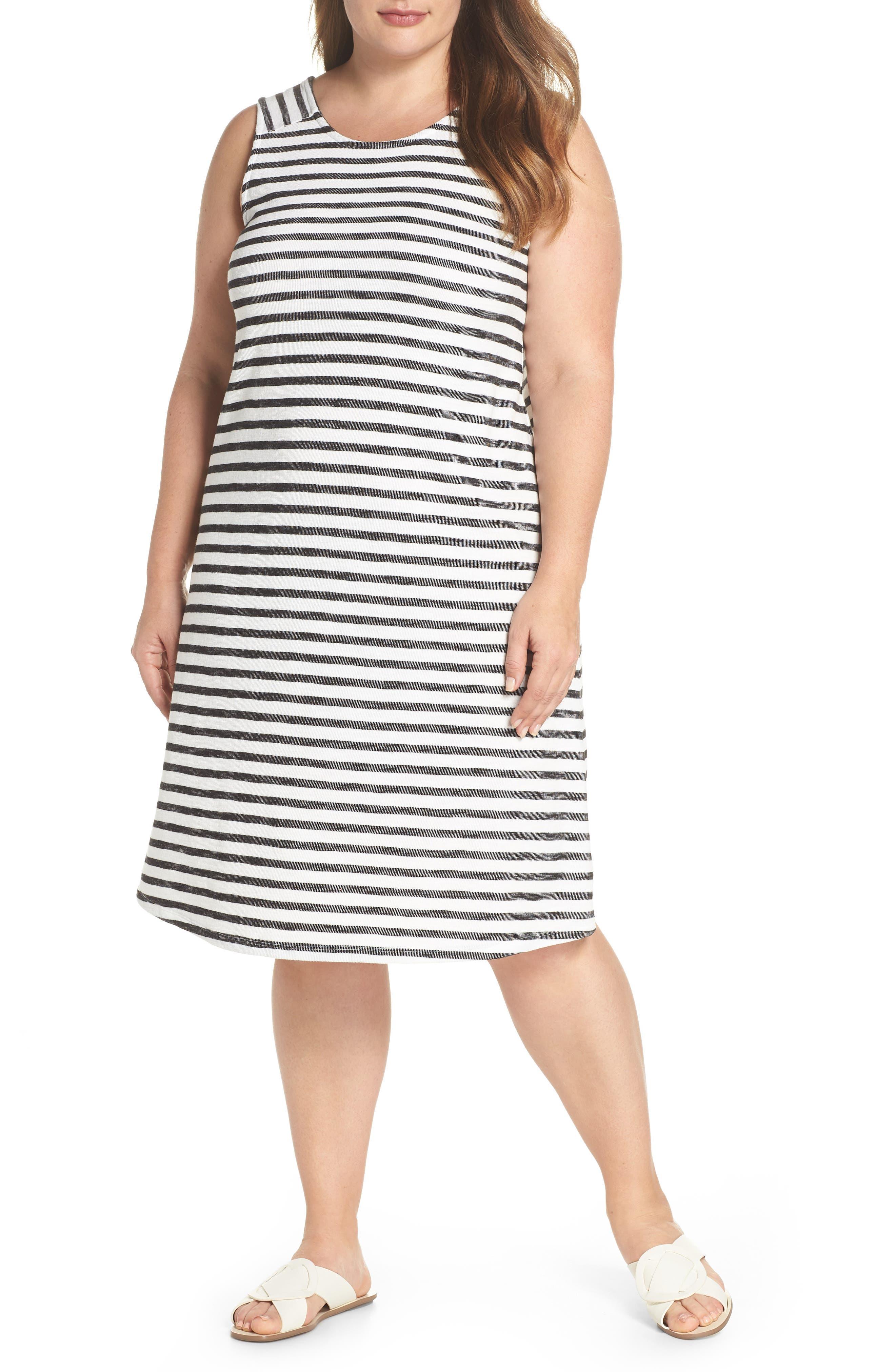 Button Back Knit Dress,                         Main,                         color, 901