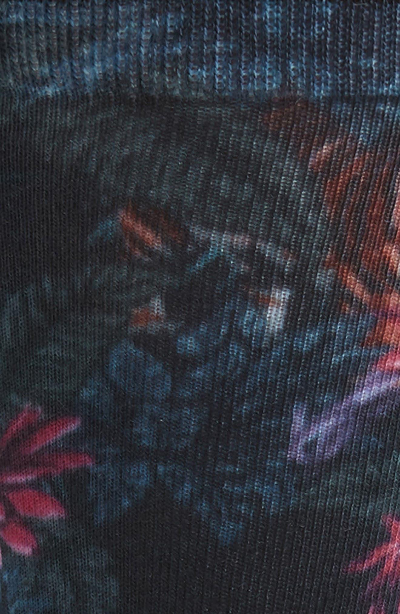 Peetra Tropical Socks,                             Alternate thumbnail 2, color,                             NAVY