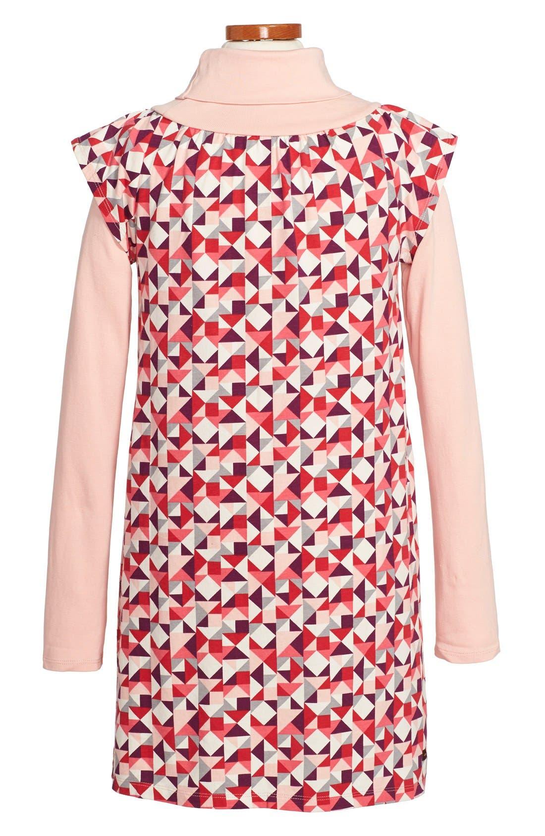 'Koln' Turtleneck Dress,                             Alternate thumbnail 2, color,                             635