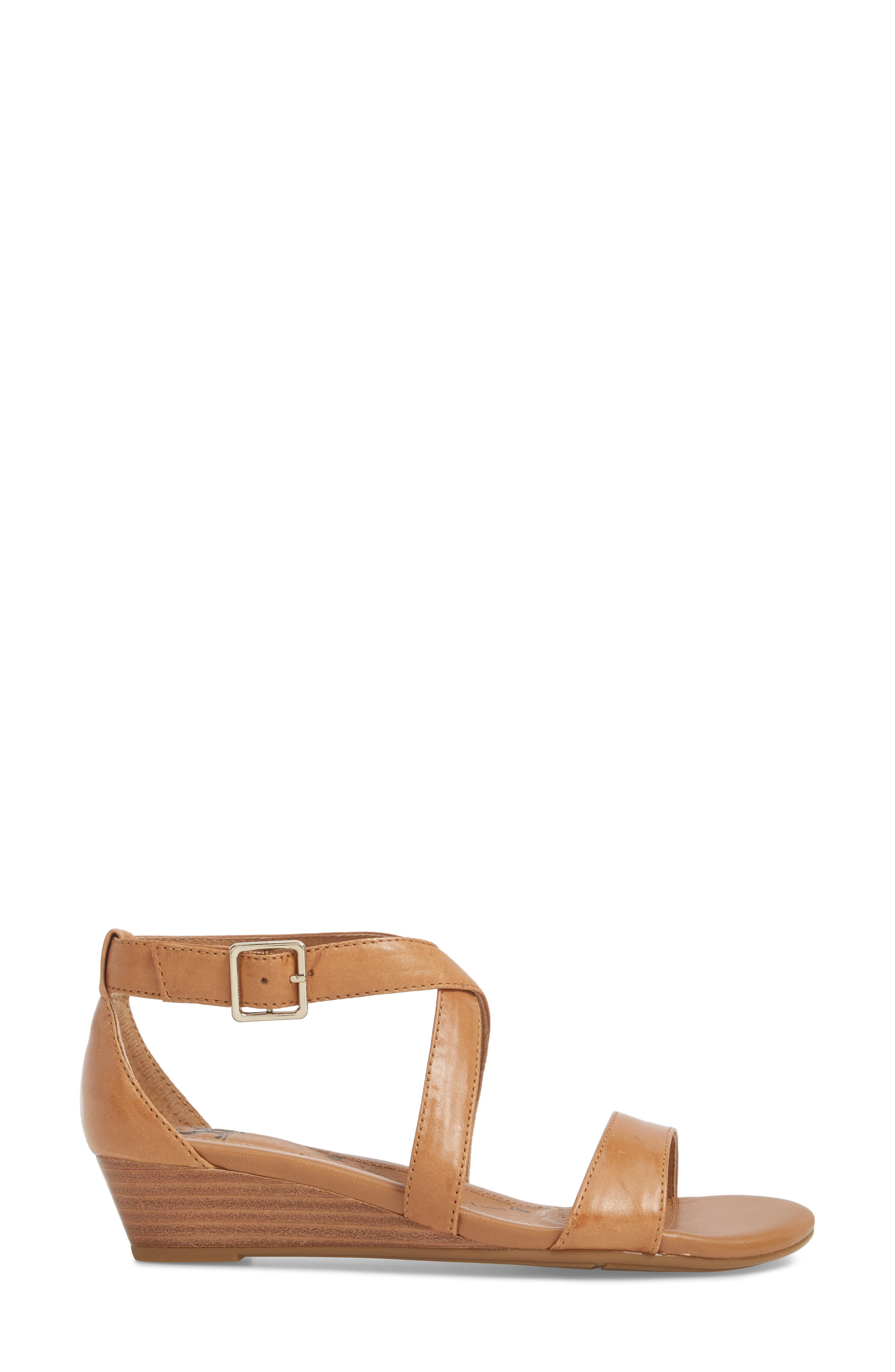 'Innis' Low Wedge Sandal,                             Alternate thumbnail 27, color,