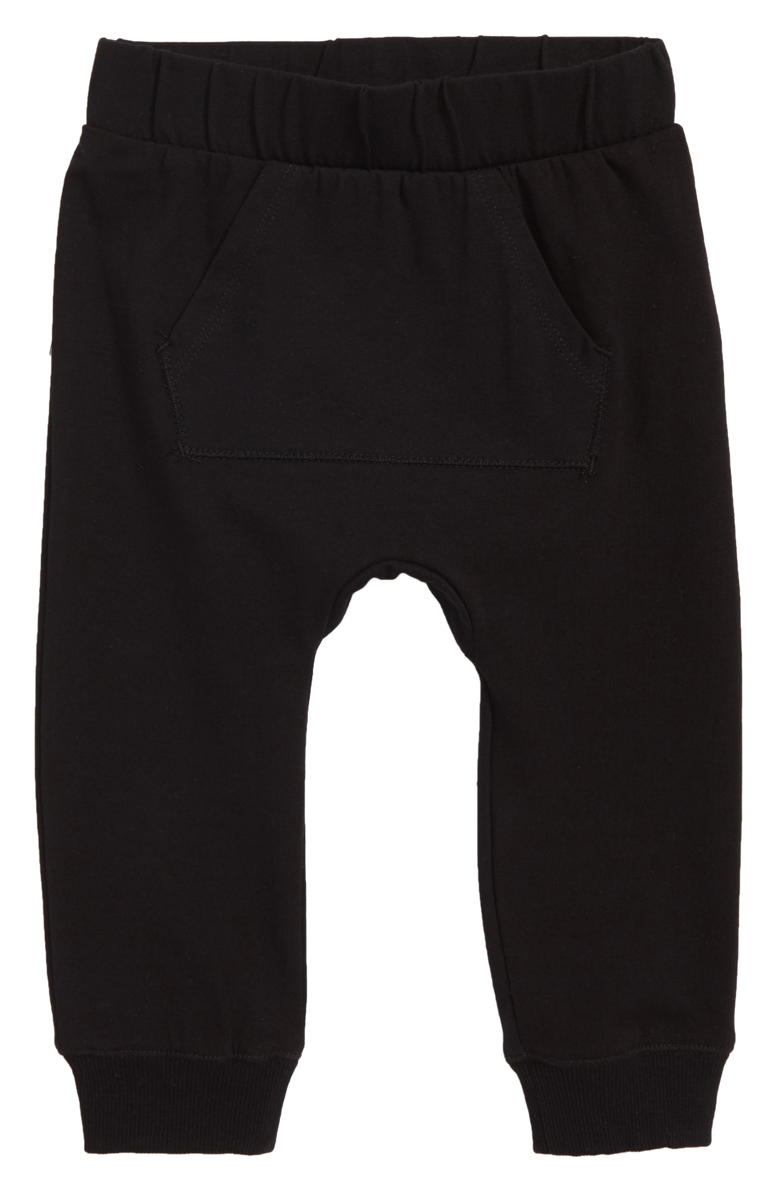 MILES BABY Jogger Pants, Main, color, 001