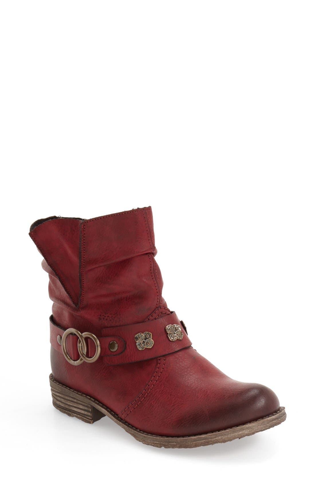 Rieker Antistress 'Peggy' Boot,                             Main thumbnail 5, color,