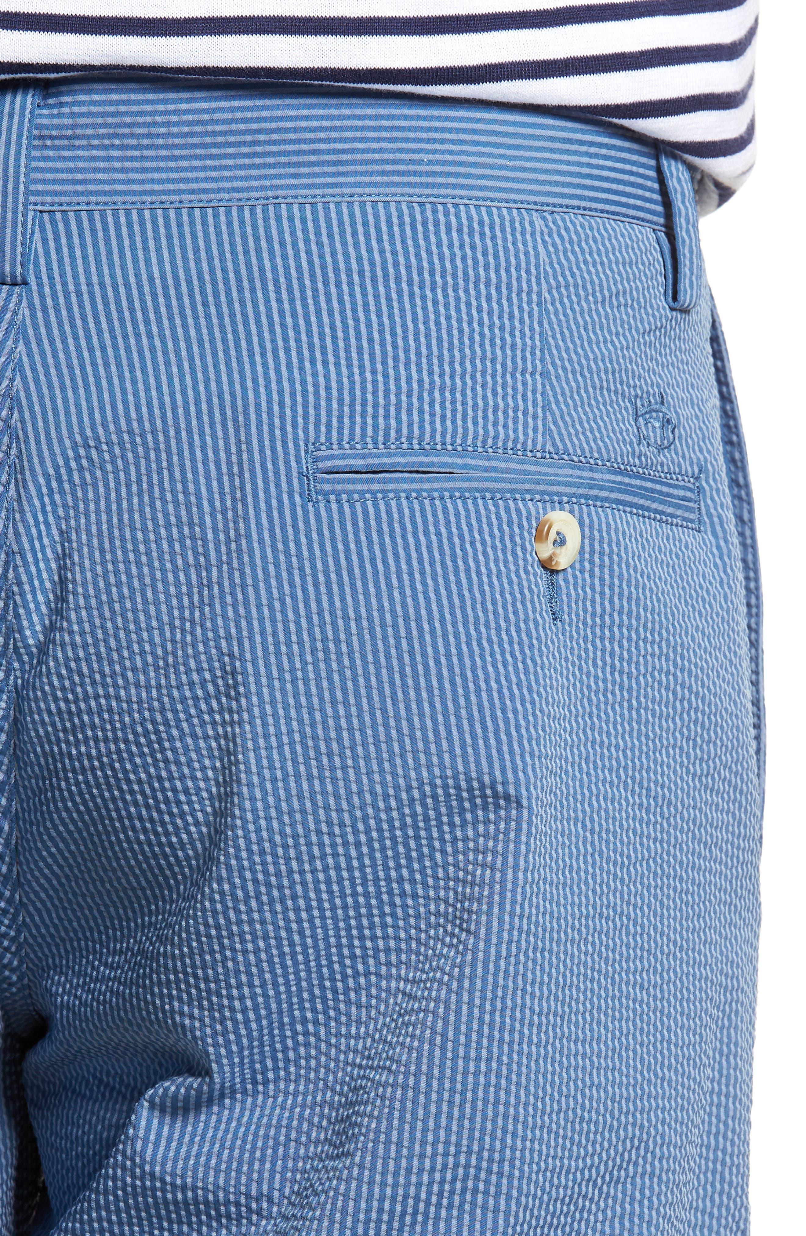 Seersucker Shorts,                             Alternate thumbnail 4, color,                             425