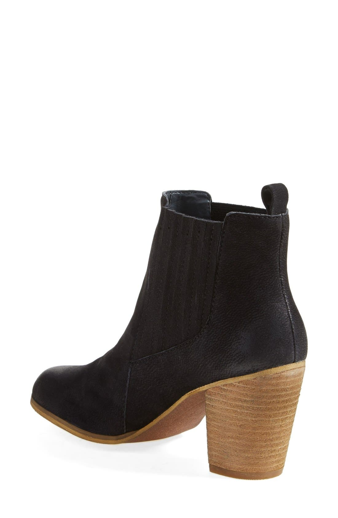 'Andover' Bootie,                             Alternate thumbnail 3, color,                             001