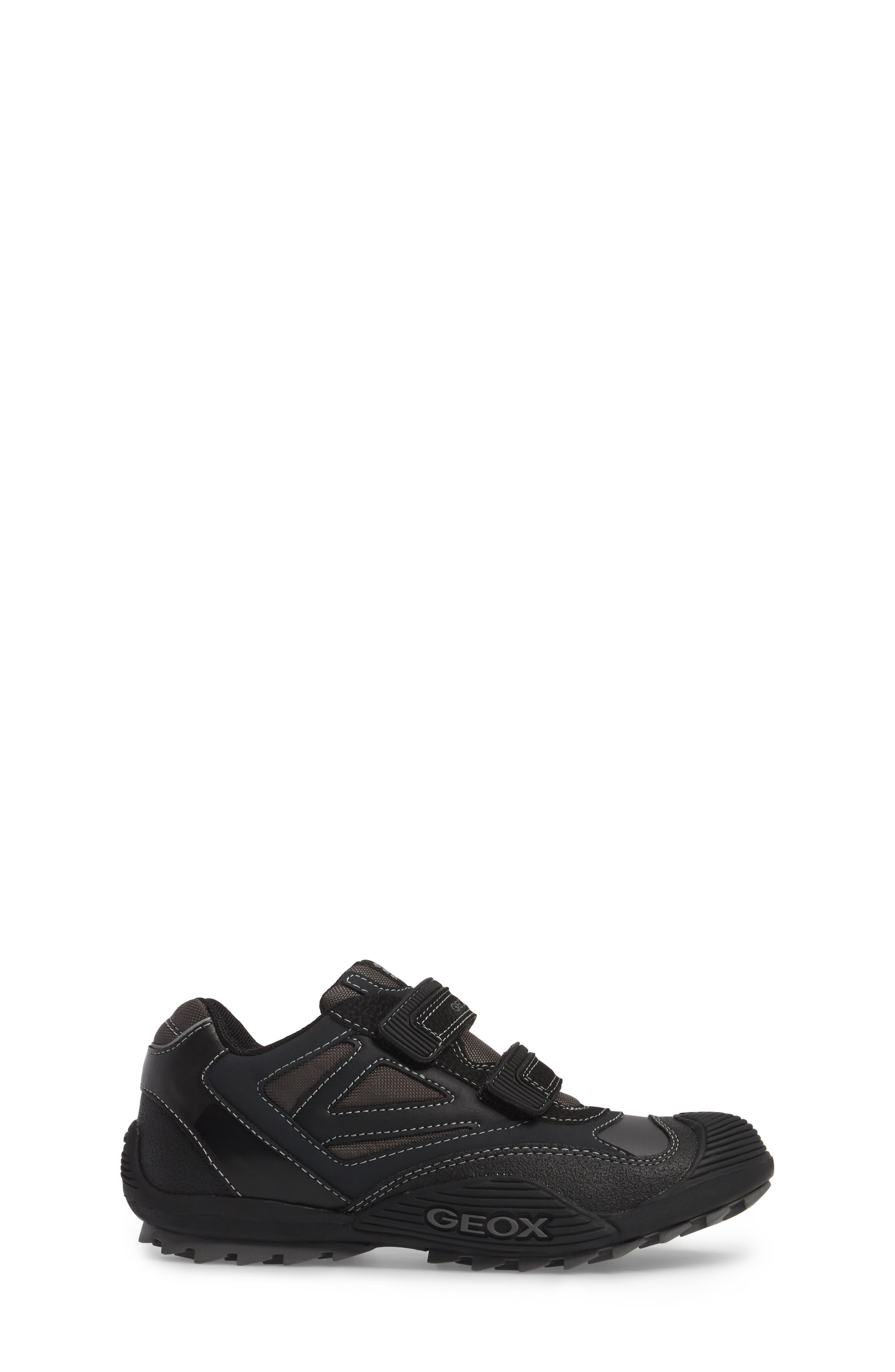 GEOX,                             Savage Sneaker,                             Alternate thumbnail 3, color,                             002