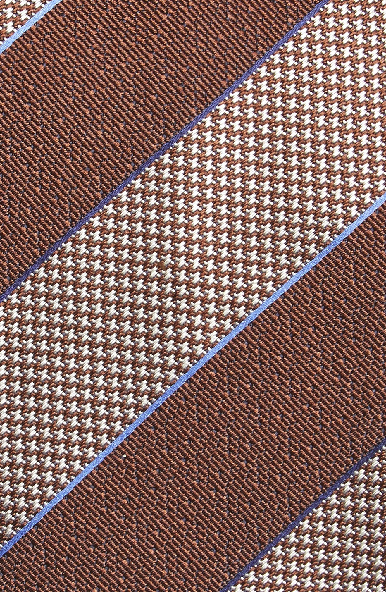 Stripe Silk Tie,                             Alternate thumbnail 2, color,                             200